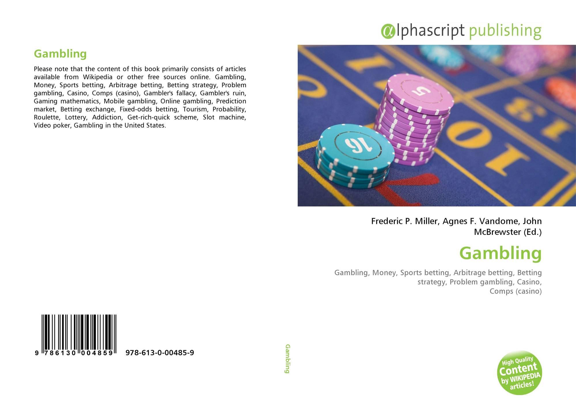 Gambling, 978-613-0-00485-9, 6130004850 ,9786130004859