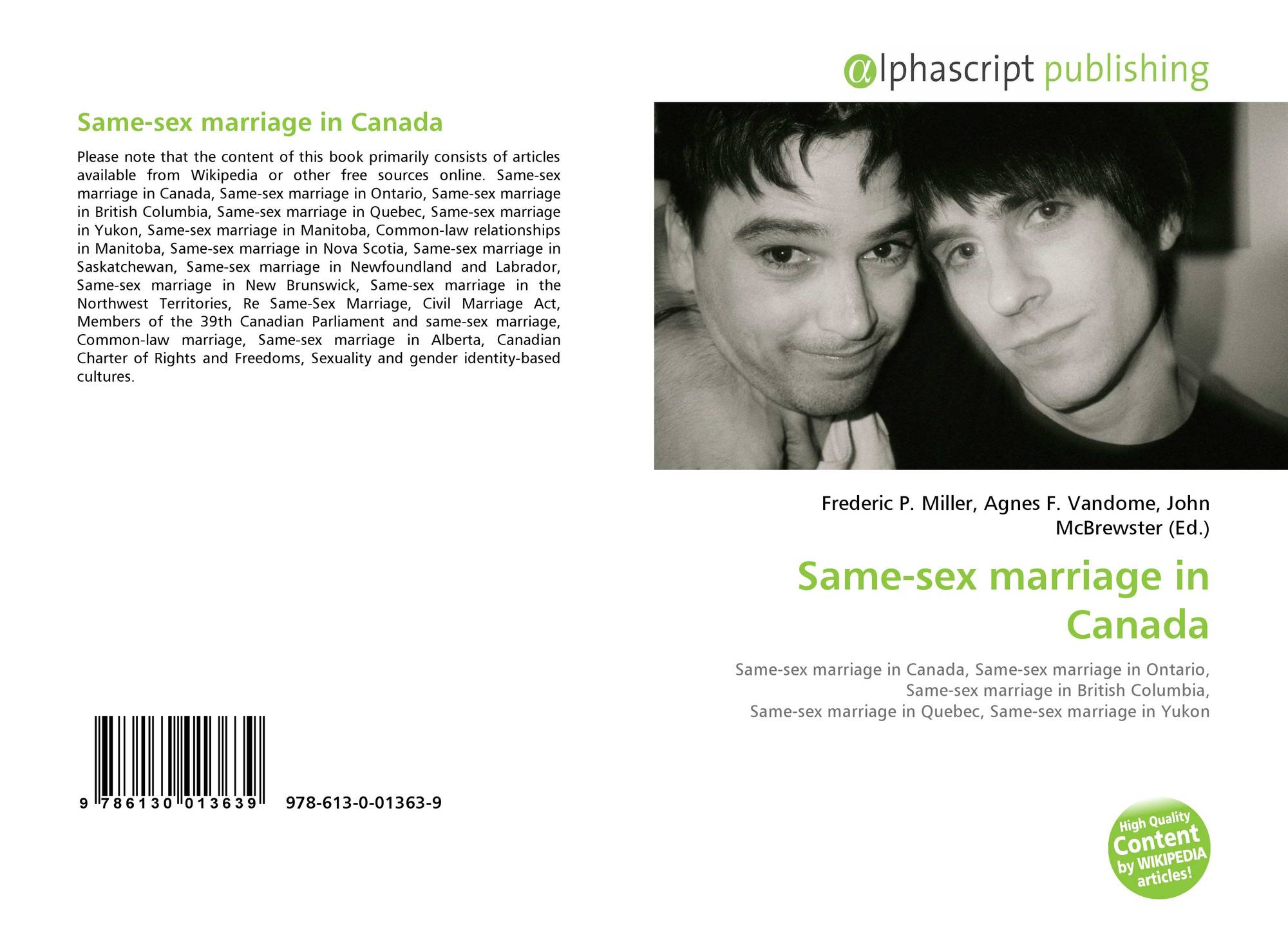 Free essay on same sex marriage