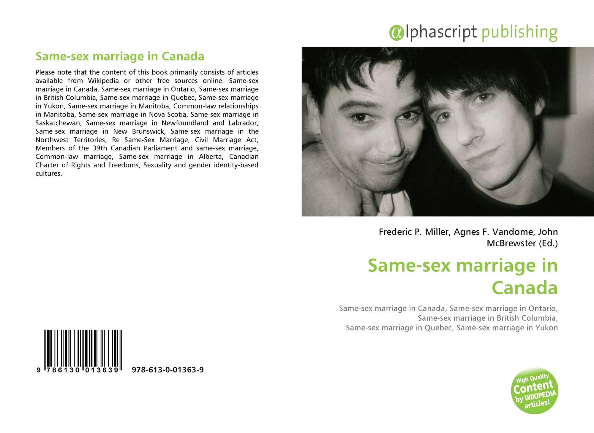 Free essay on same sex marriage