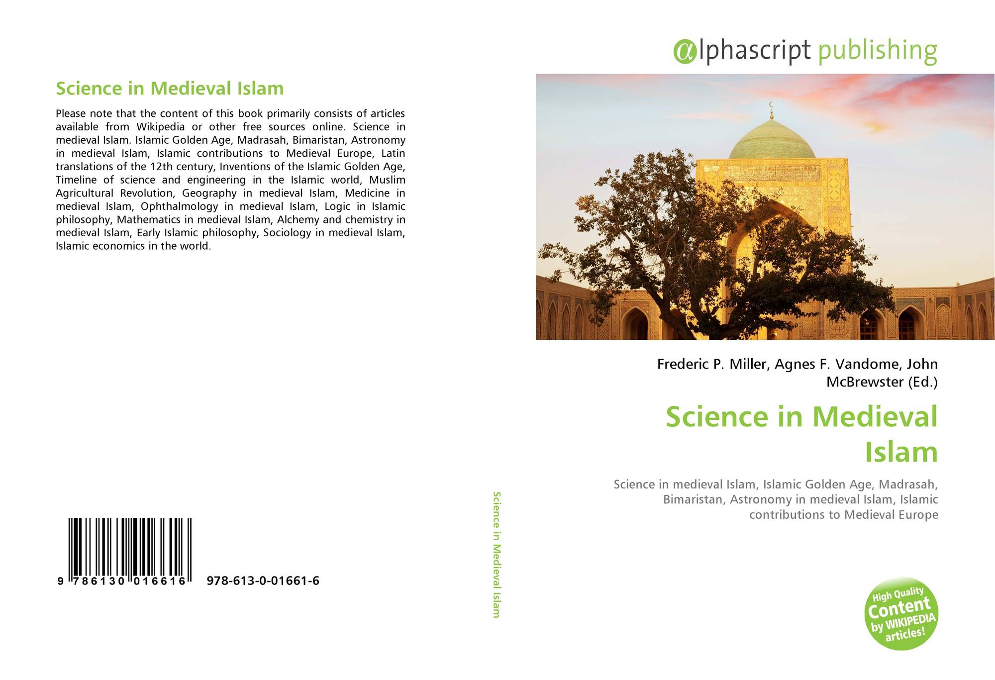 science and mathematics in medieval islamic Mathematics and arts: connections between theory and practice in the medieval islamic world author links open overlay panel alpay Özdural show more https://doi.