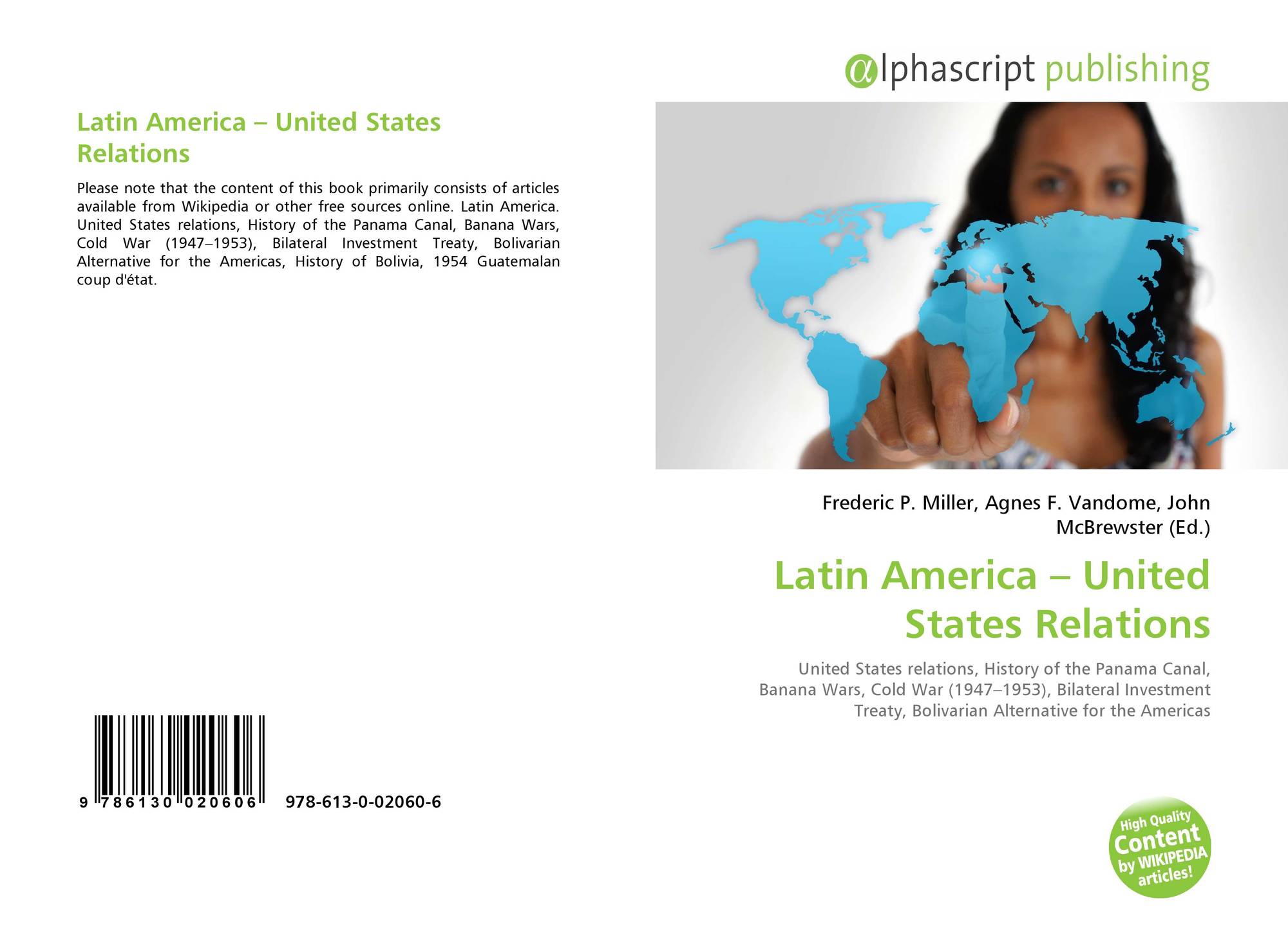 united states and its relation with latin america The united states and latin america presents a complex and dynamic view ofthe relationship between the united states and latin america through acombination of targeted, thematic chapters and a range of freshly-translateddocuments, jeffrey f taffet and.