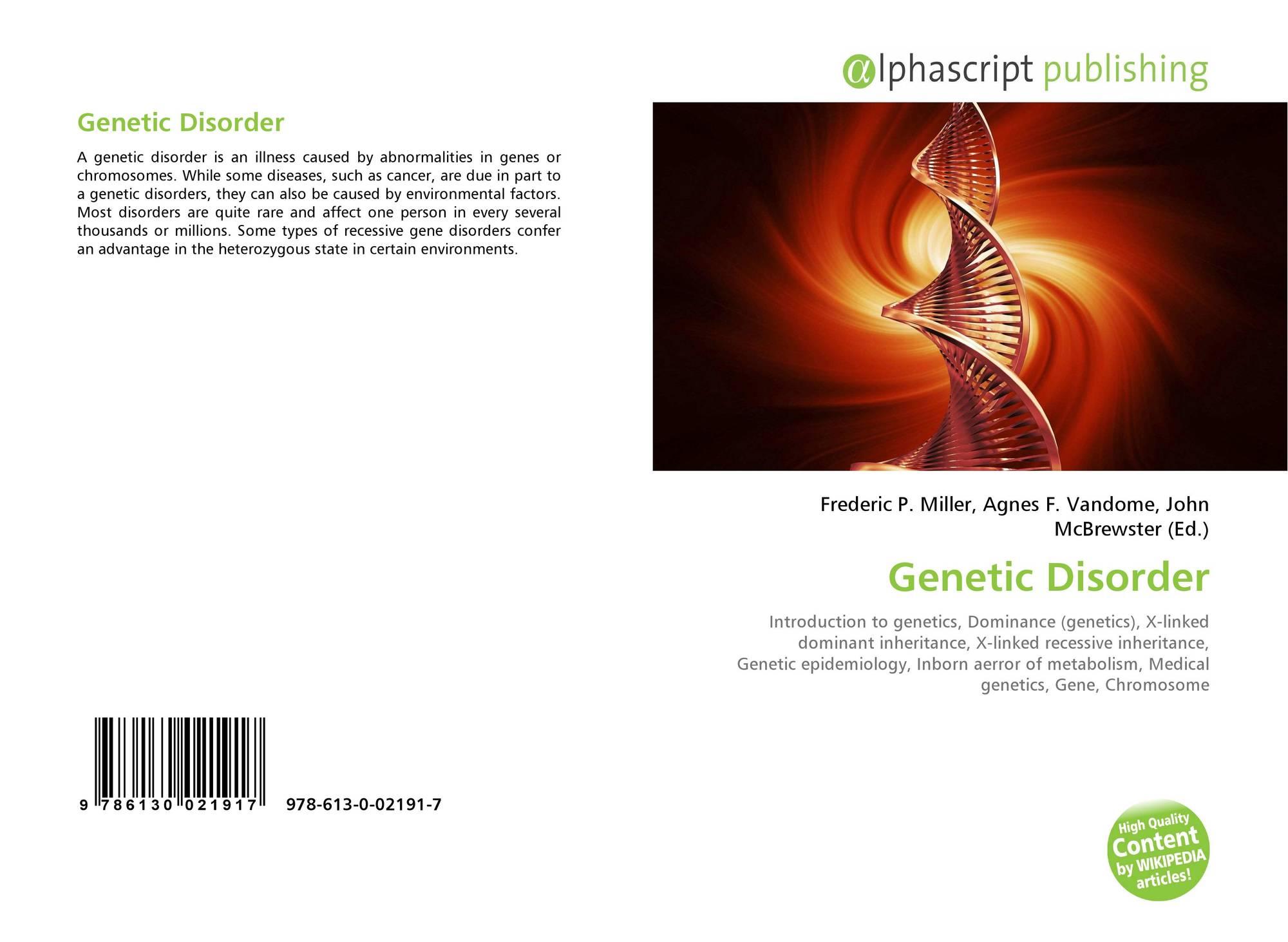 genetic disease project