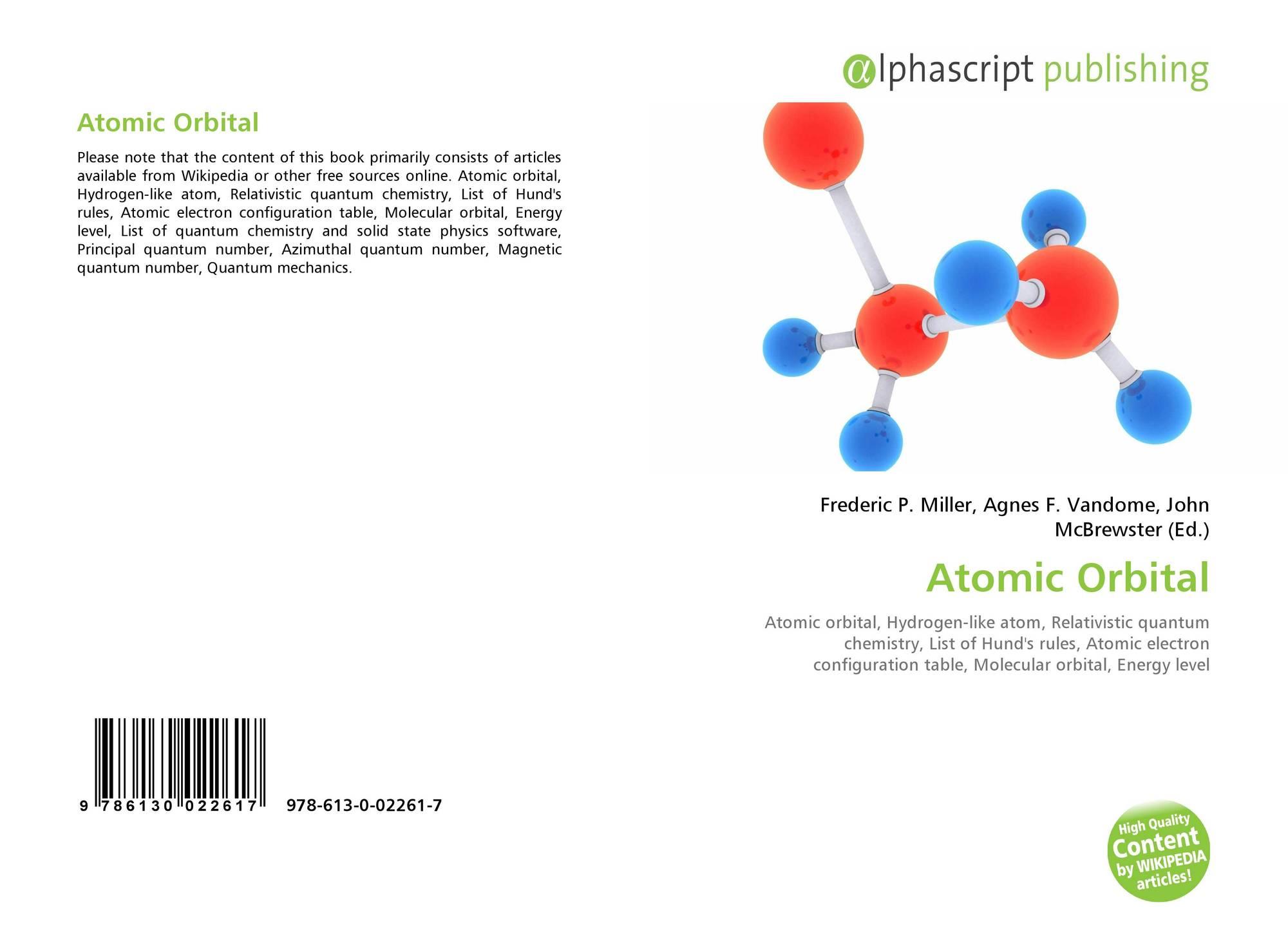 Atomiorbitaali