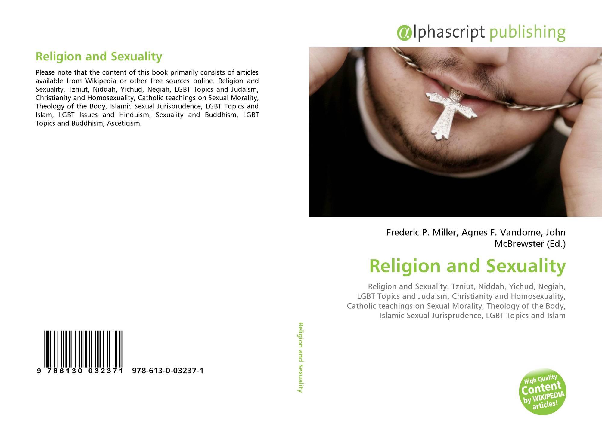religion and sexuality topics