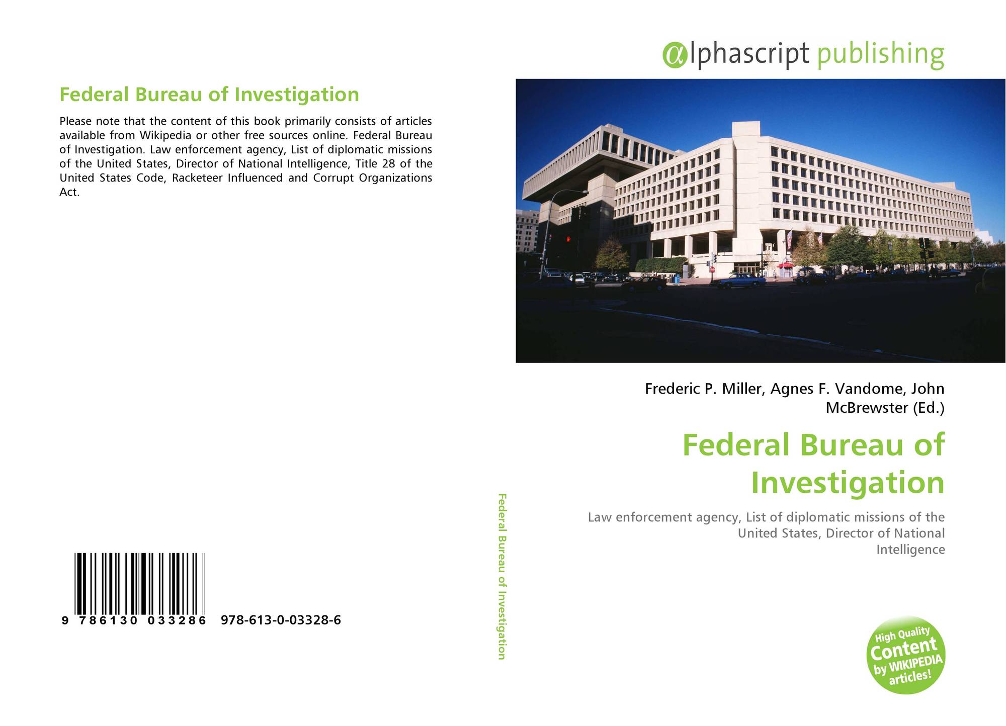 an overview of the federal bureau of investigation Fbi - federal bureau of investigation, washington, dc 22m likes welcome to the official fbi facebook page where you will find the most recent news.