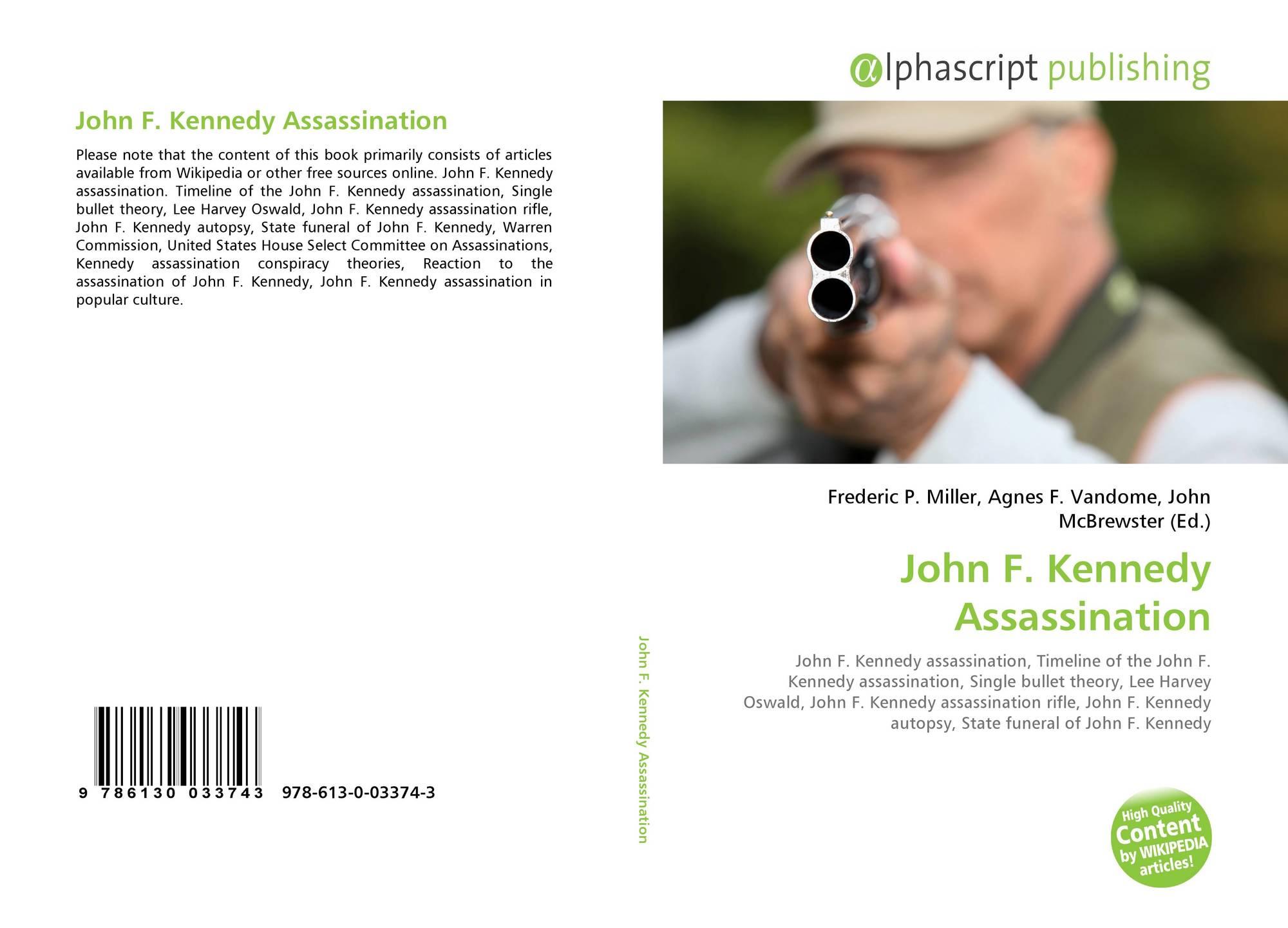 LEE HARVEY OSWALD POSTER Rifle JFK President Kennedy