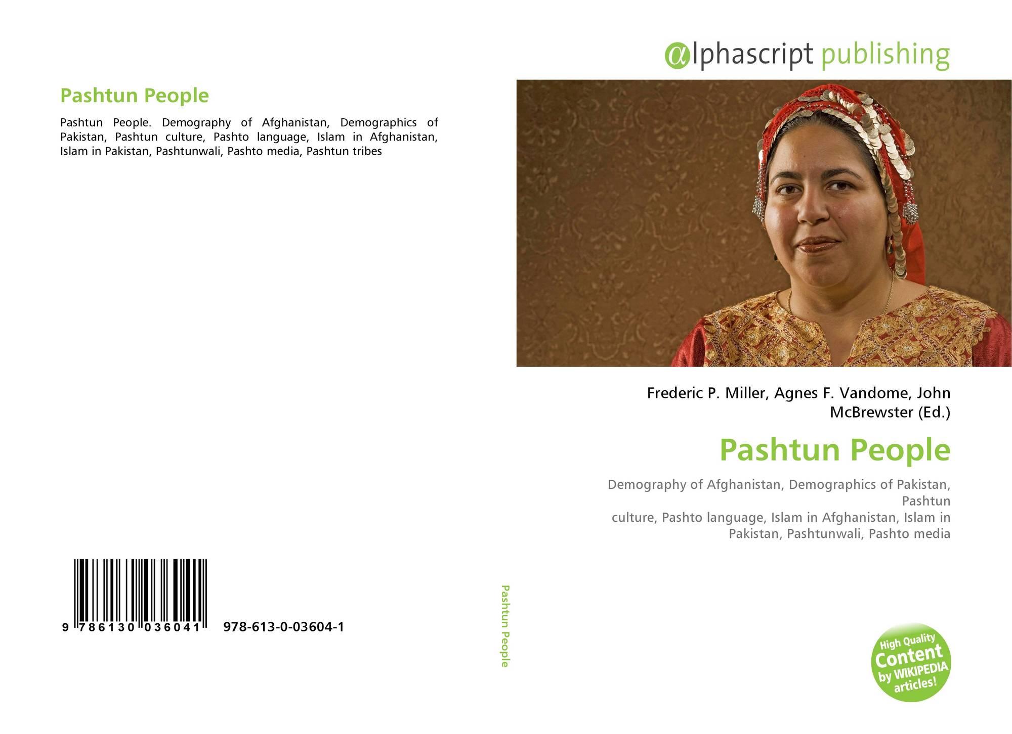 Pashtun People, 978-613-0-03604-1, 6130036043 ,9786130036041