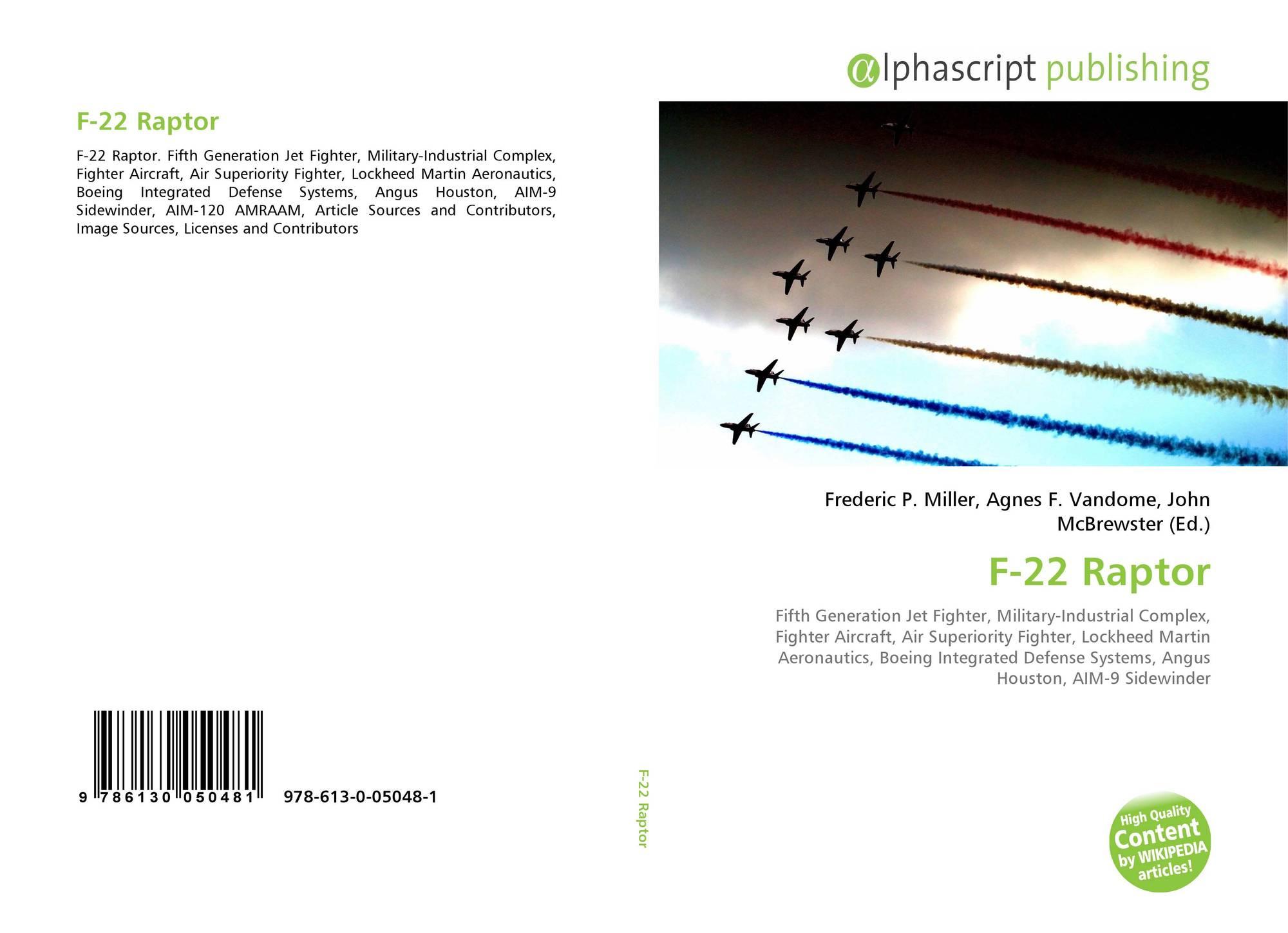F 22 Raptor 978 613 0 05048 1 6130050488 9786130050481 Wiring Diagram 120