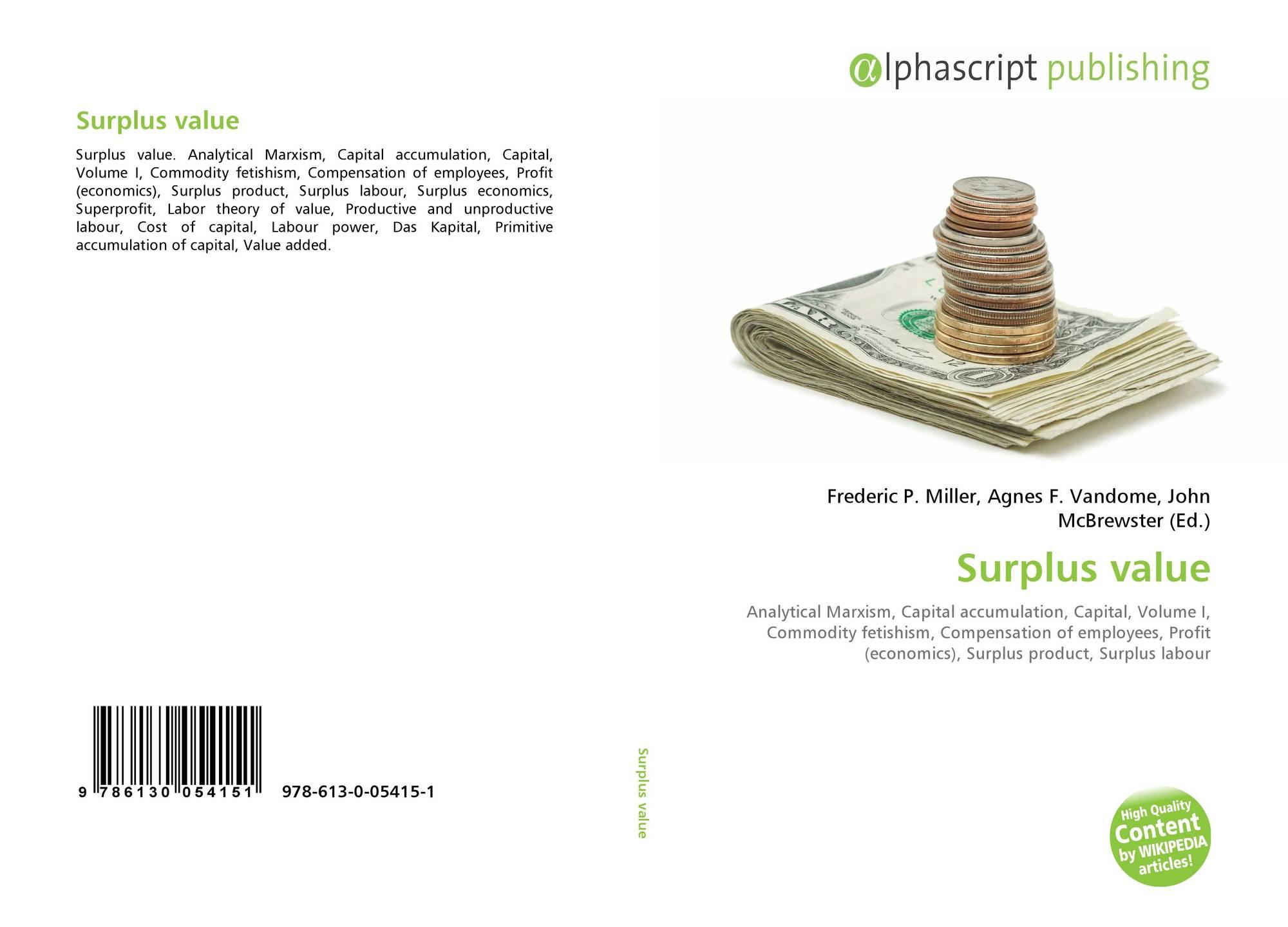 surplus labor