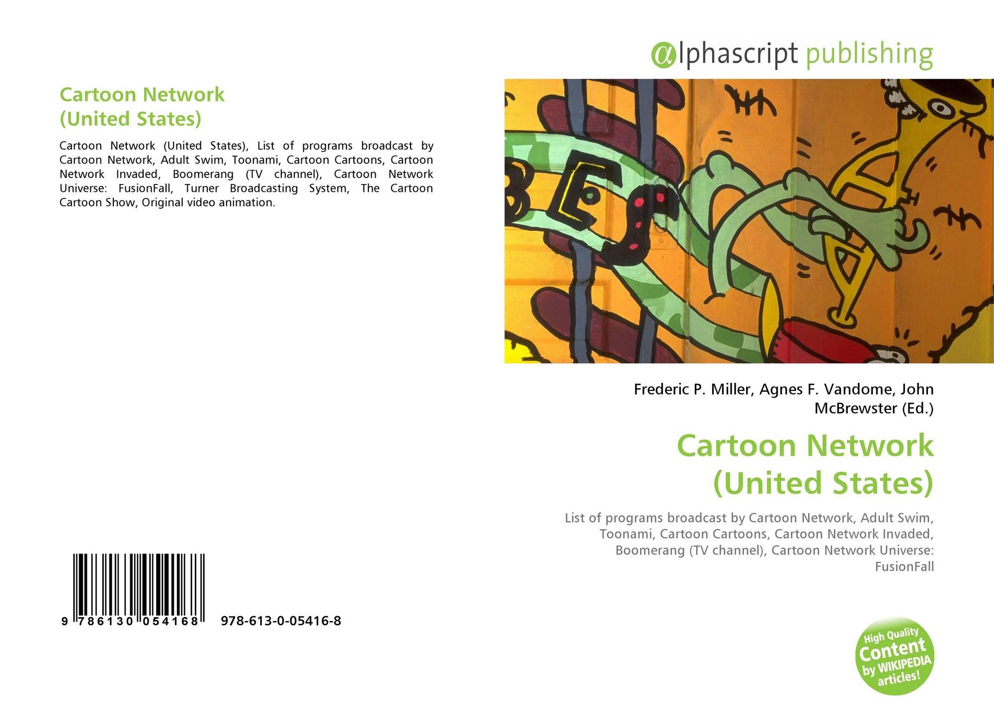 Cartoon Network United States 978 613 0 05416 8 6130054165