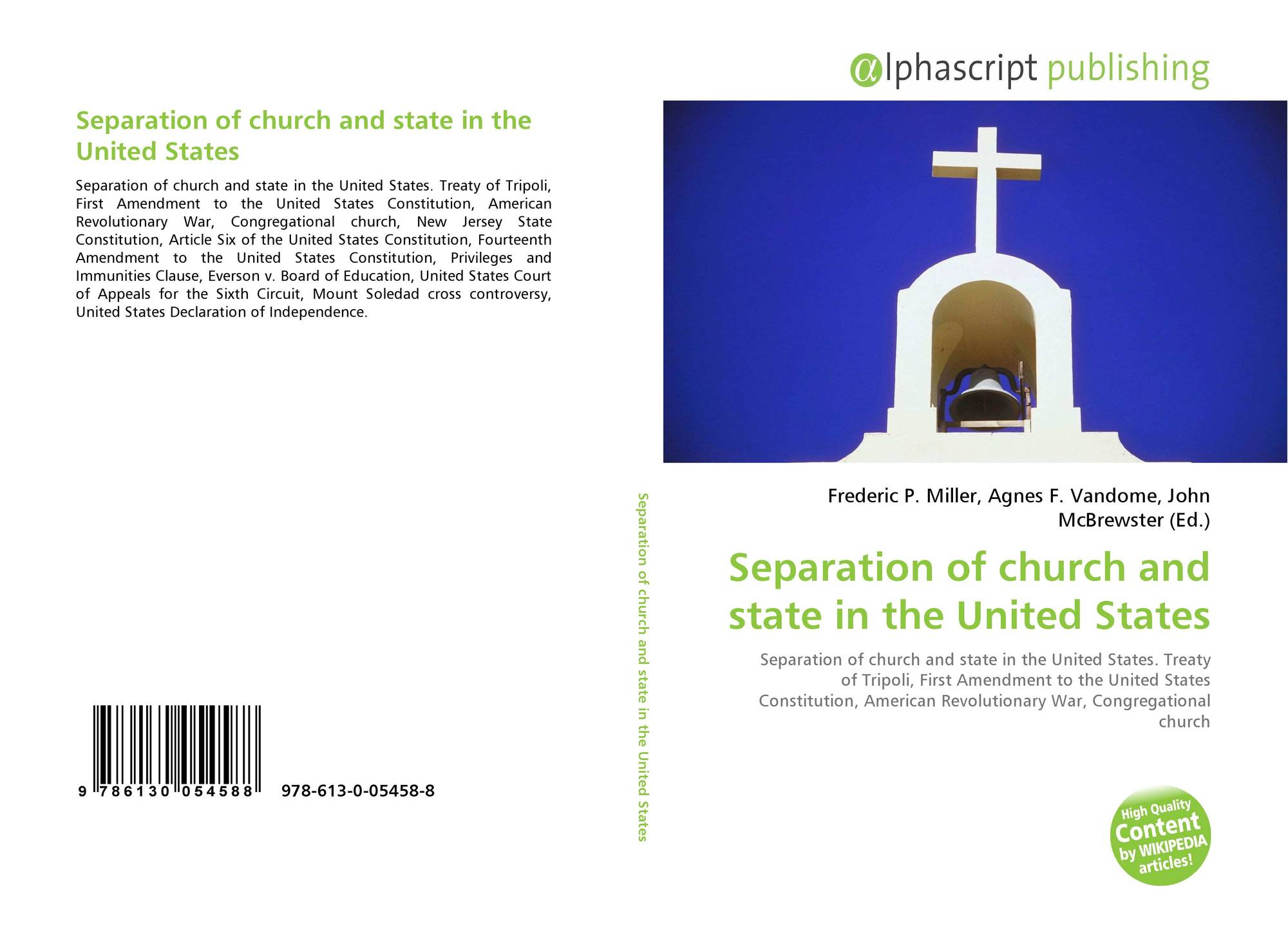 the serious problem of the separation of the church and the state The concept of separation of church and state has long been a debated topic and it will continue to be one of the most debated topics that we will encounter.