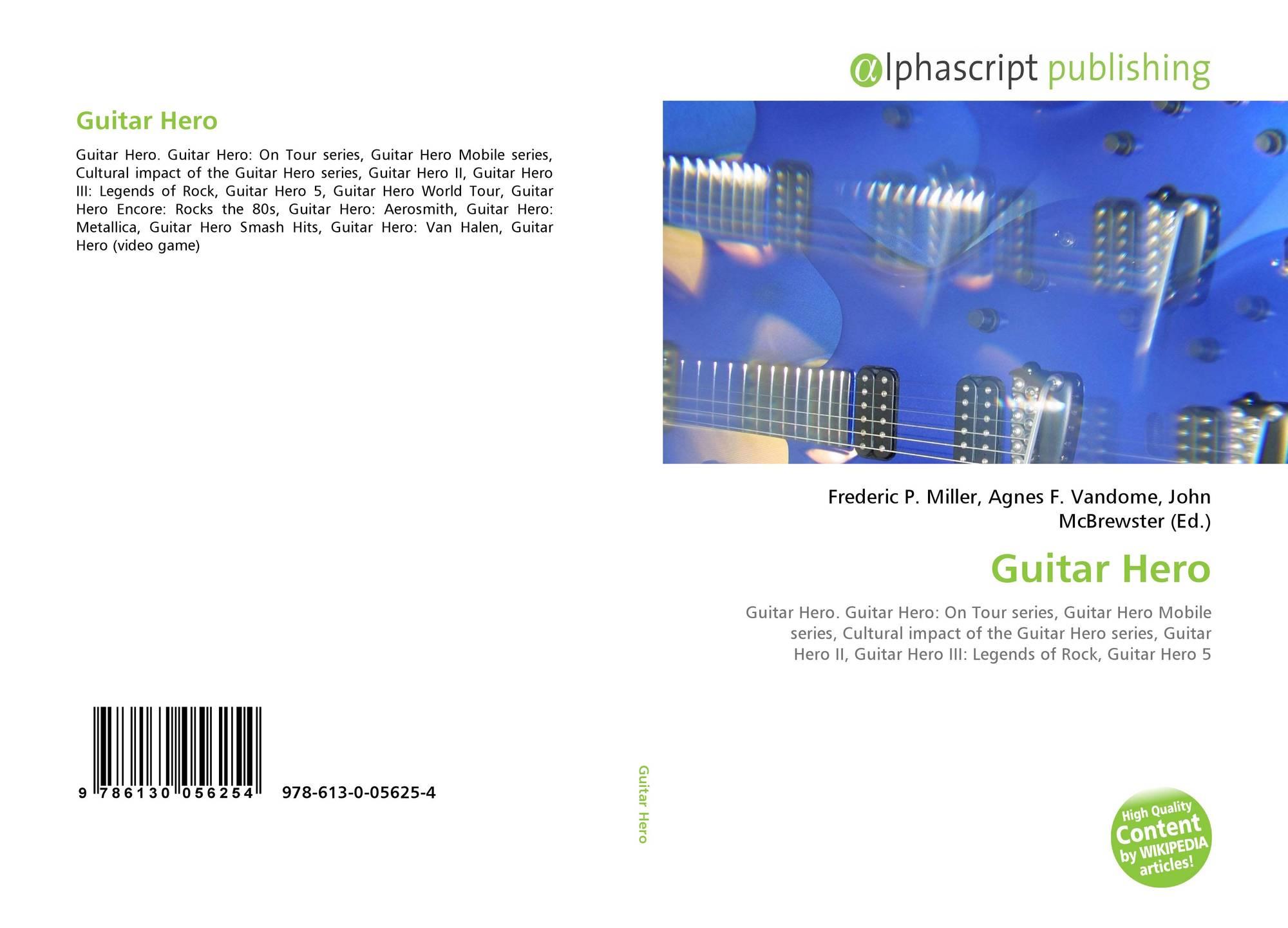 Guitar Hero 978 613 0 05625 4 6130056257 9786130056254 Encore Wiring Diagram