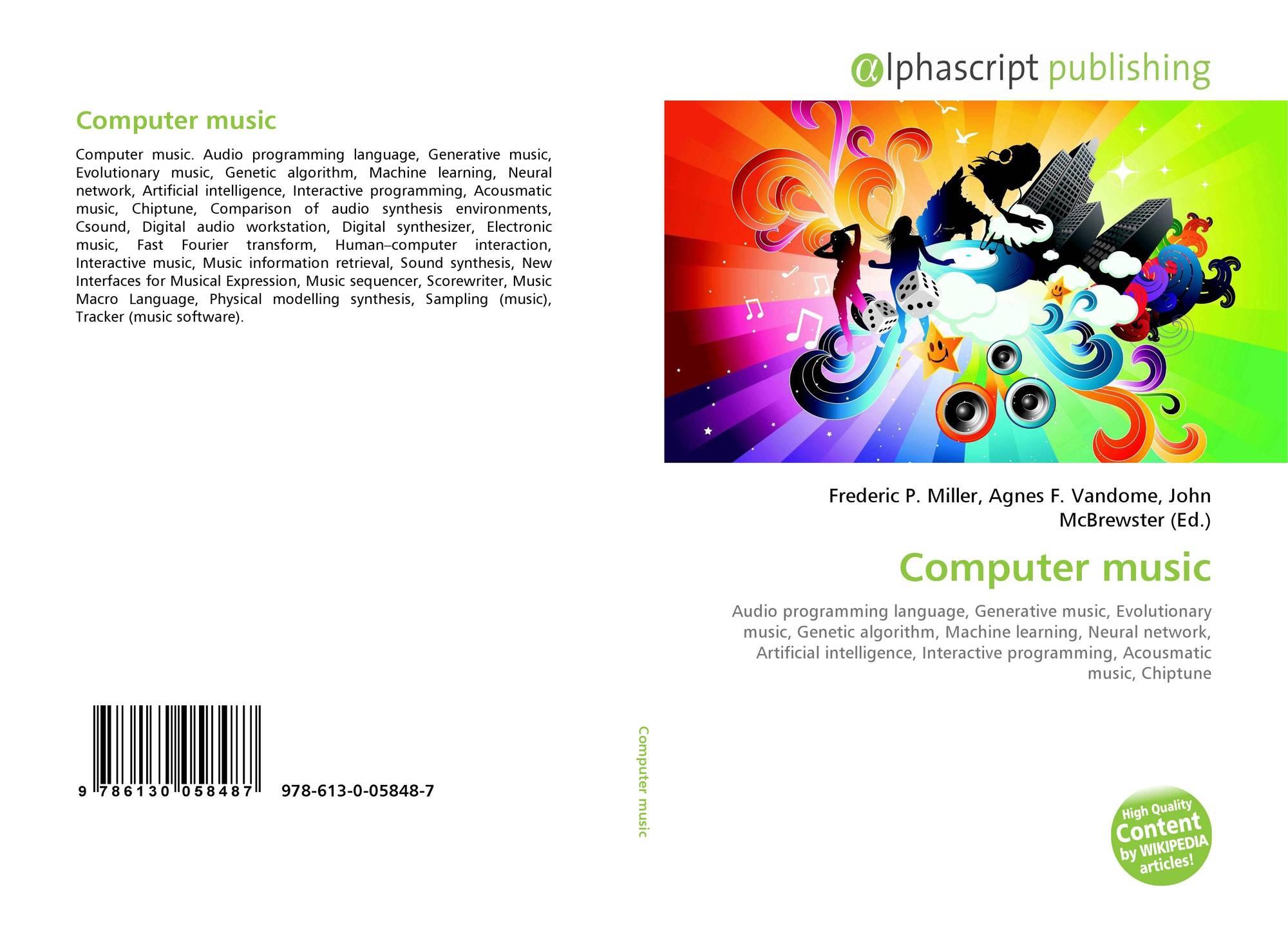 Computer music, 978-613-0-05848-7, 6130058489 ,9786130058487