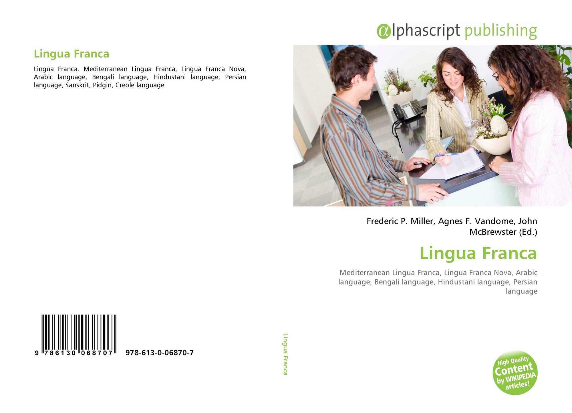 Lingua Franca : Dugo : Free Download - Internet Archive