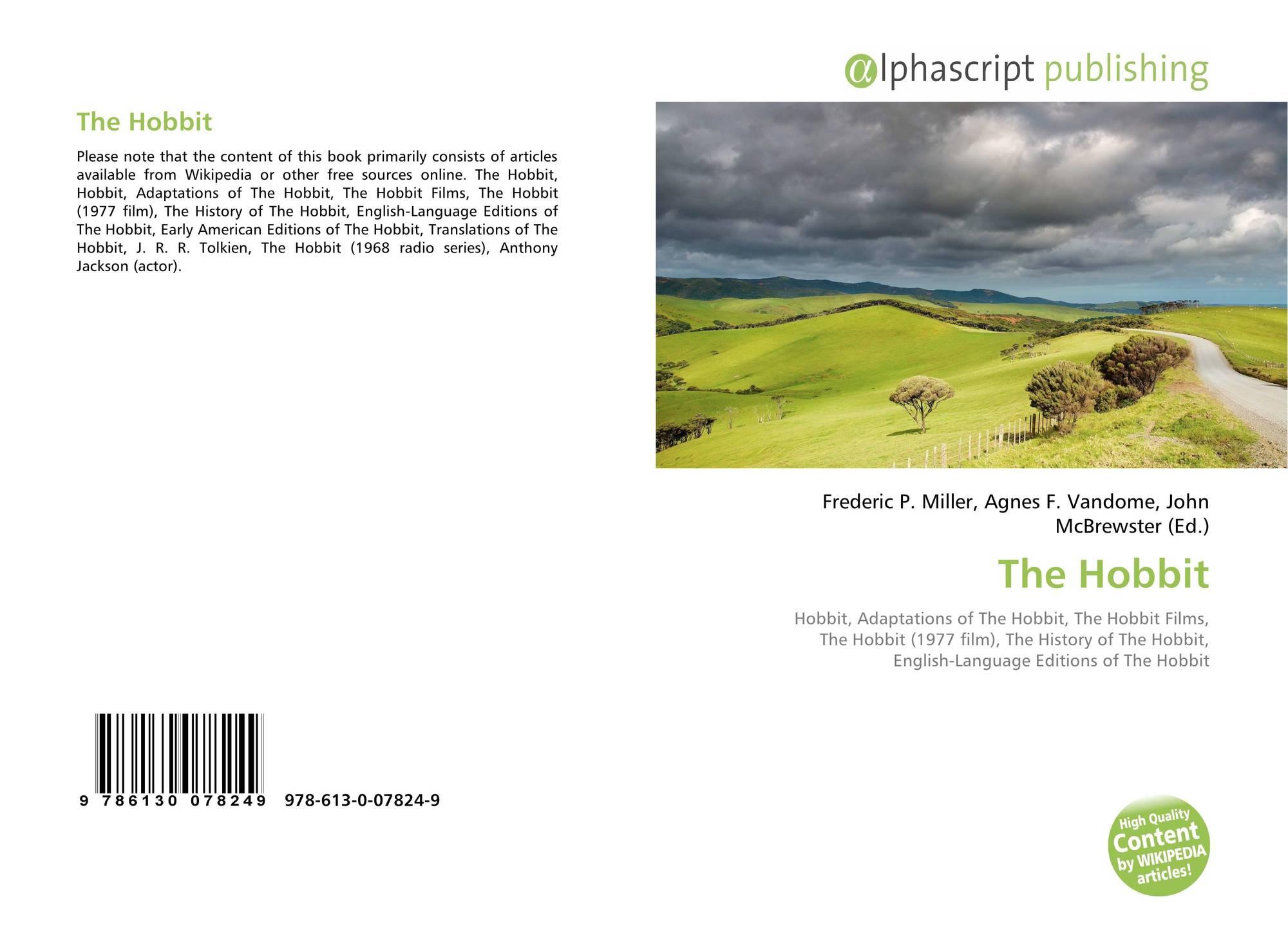 Adaptations of The Hobbit
