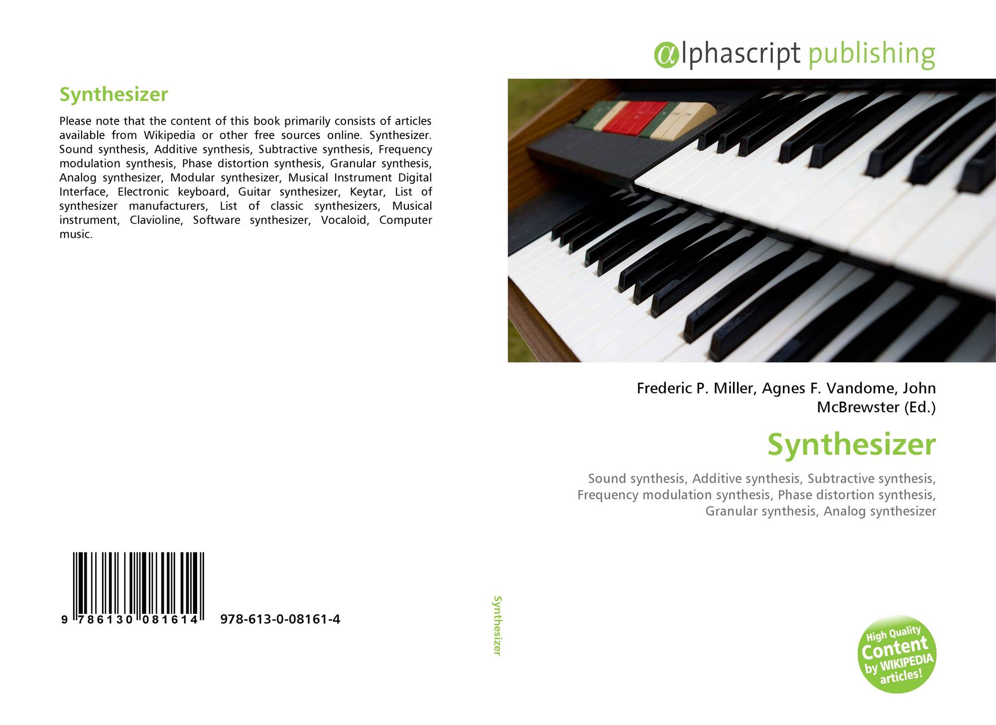 Search Results For Synthesizer Frequency Bookcover Of Omni Badge 9307e2201e5f762643a64561af3456be64a87707602f96b92ef18a9bbcada116