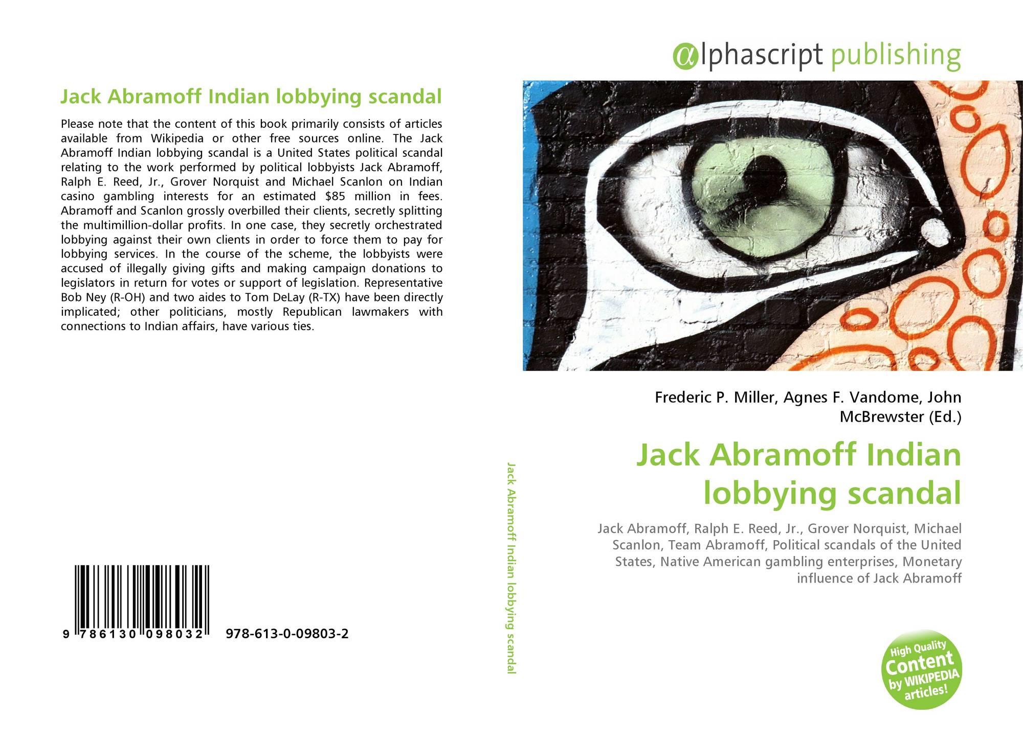 Abramoff indian gambling scandal black casino casino internet jack online yourbestonlinecasino.com