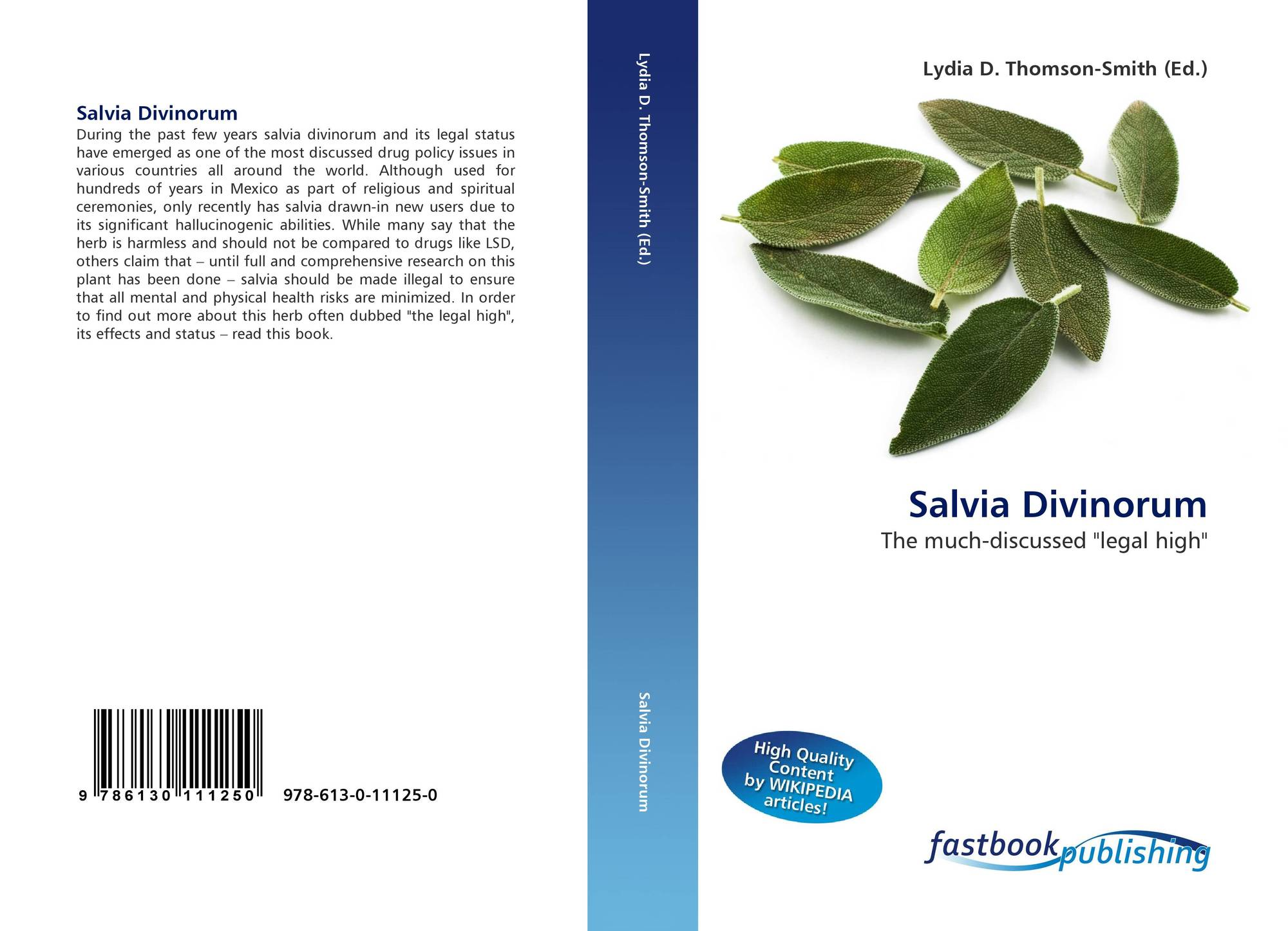 an introduction to the analysis of salvia divinorum