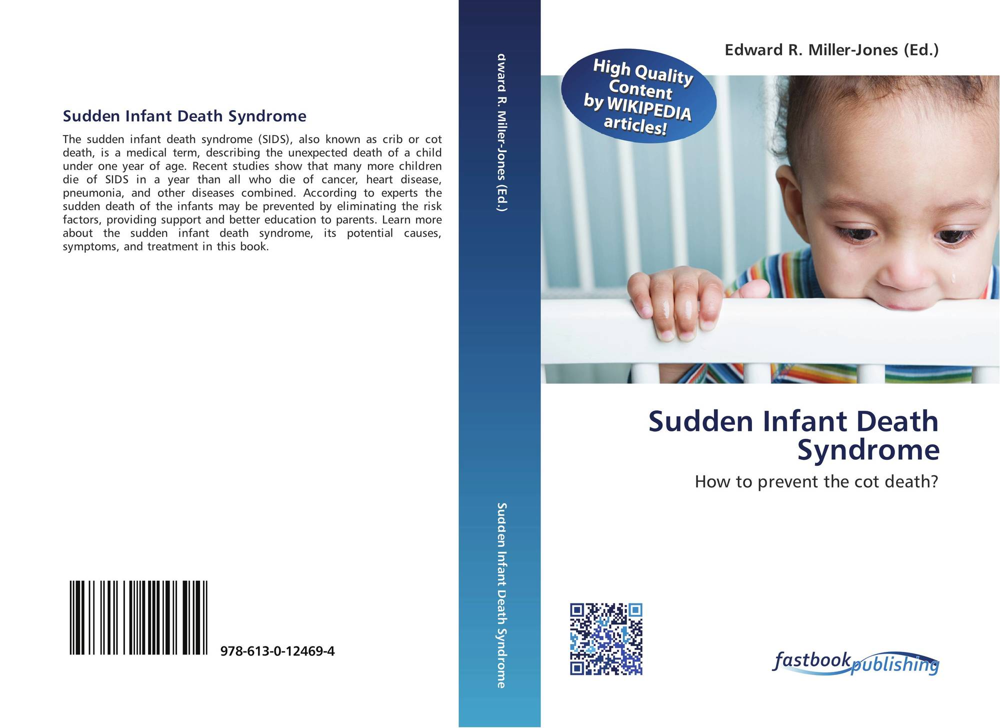 sudden infant death syndrome 2 Sudden infant death syndrome (sids) is the sudden and unexplained death of a baby younger than 1 year old most sids deaths are associated with sleep, which is why it's sometimes still called crib death a lack of answers is part of what makes sids so frightening sids is the leading cause of .