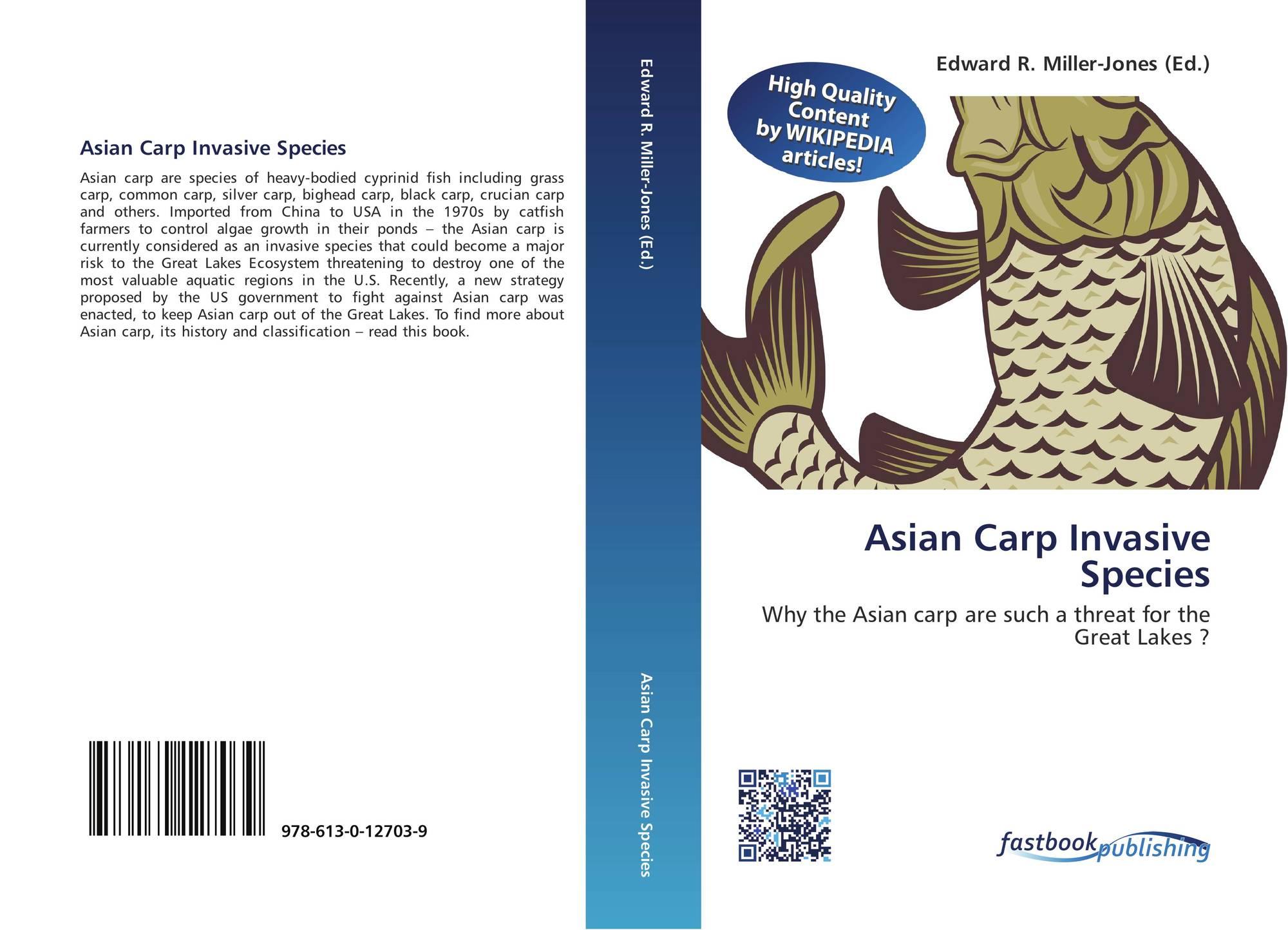 asian carps harm to the ecosystem essay