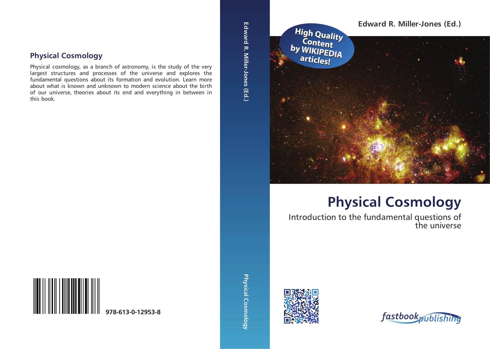Cosmology | www.cfa.harvard.edu/