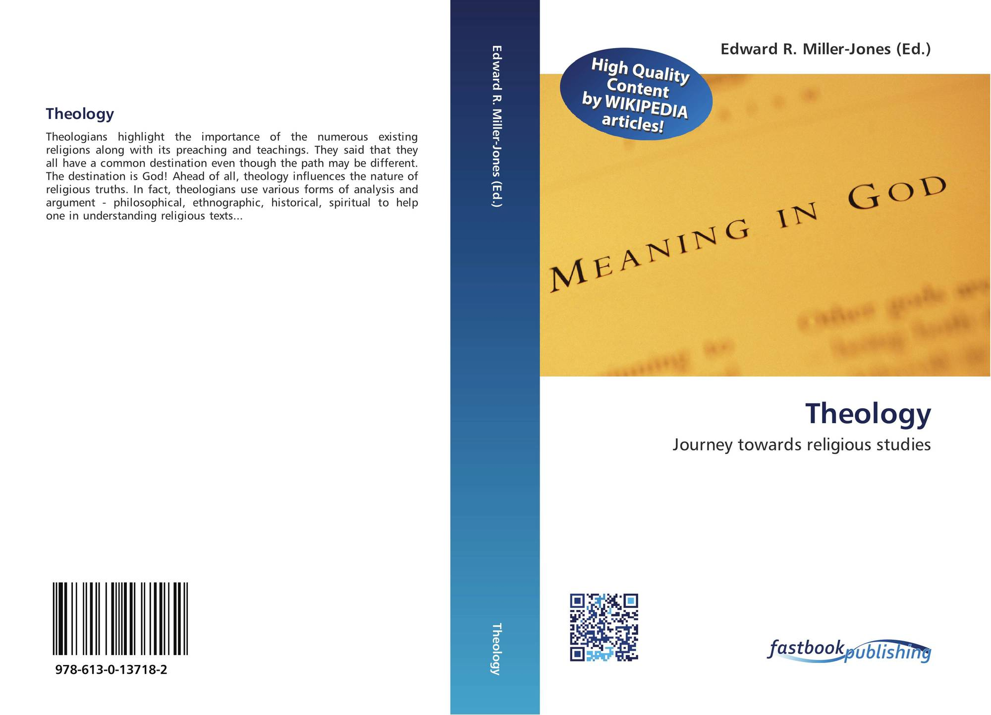 an analysis of history of the numerous religions and theologies The religion and culture academic area emphasizes analysis of the ways that religious expressions have transformed cultures and have been transformed by them.