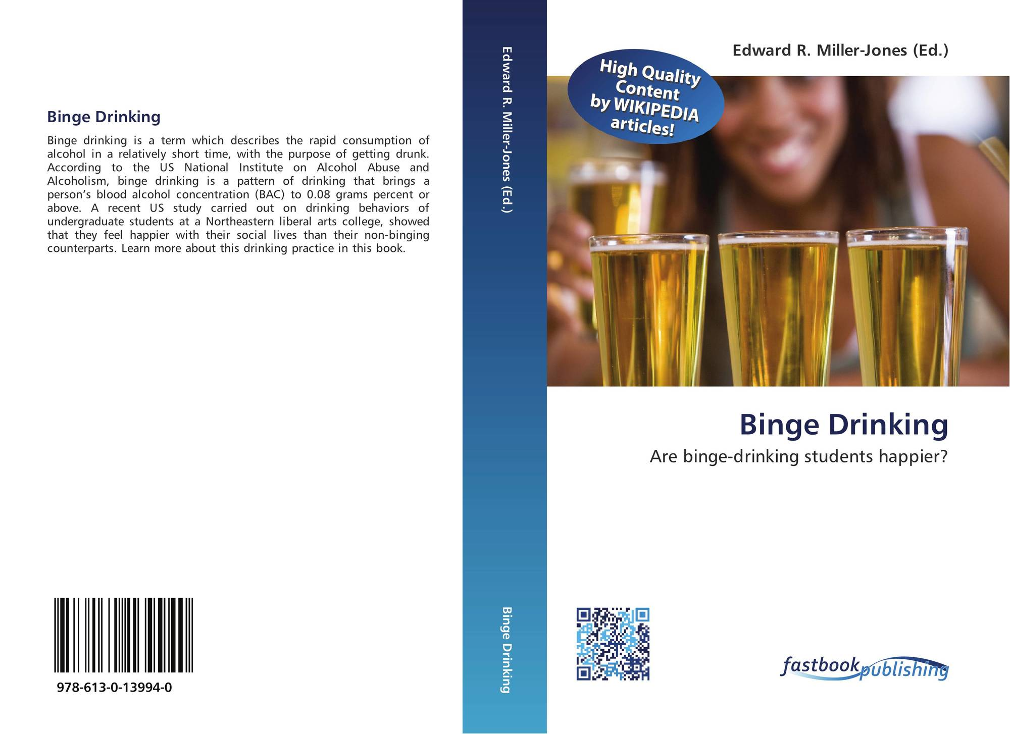 an analysis of the problem of binge drinking in the united states of america Lowering the legal drinking age: an analysis of the pros and cons the legal drinking age in the united states has been set at 21 binge drinking.