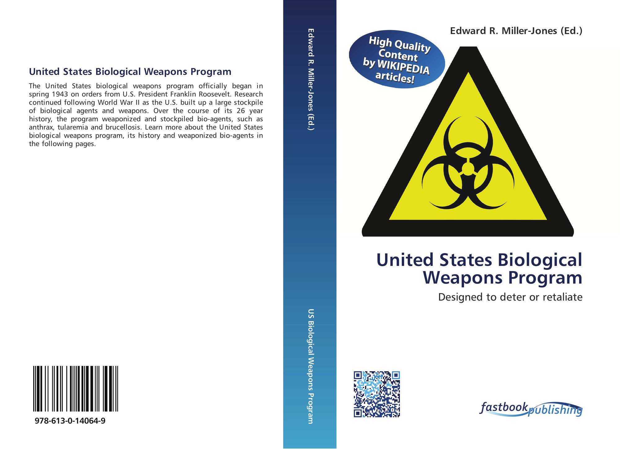 an analysis of the ramifications of the development and use of biological weapons Chemical and biological weapons: use in warfare chemical and biological weapons: use in warfare spending $10 million on the development of biological.