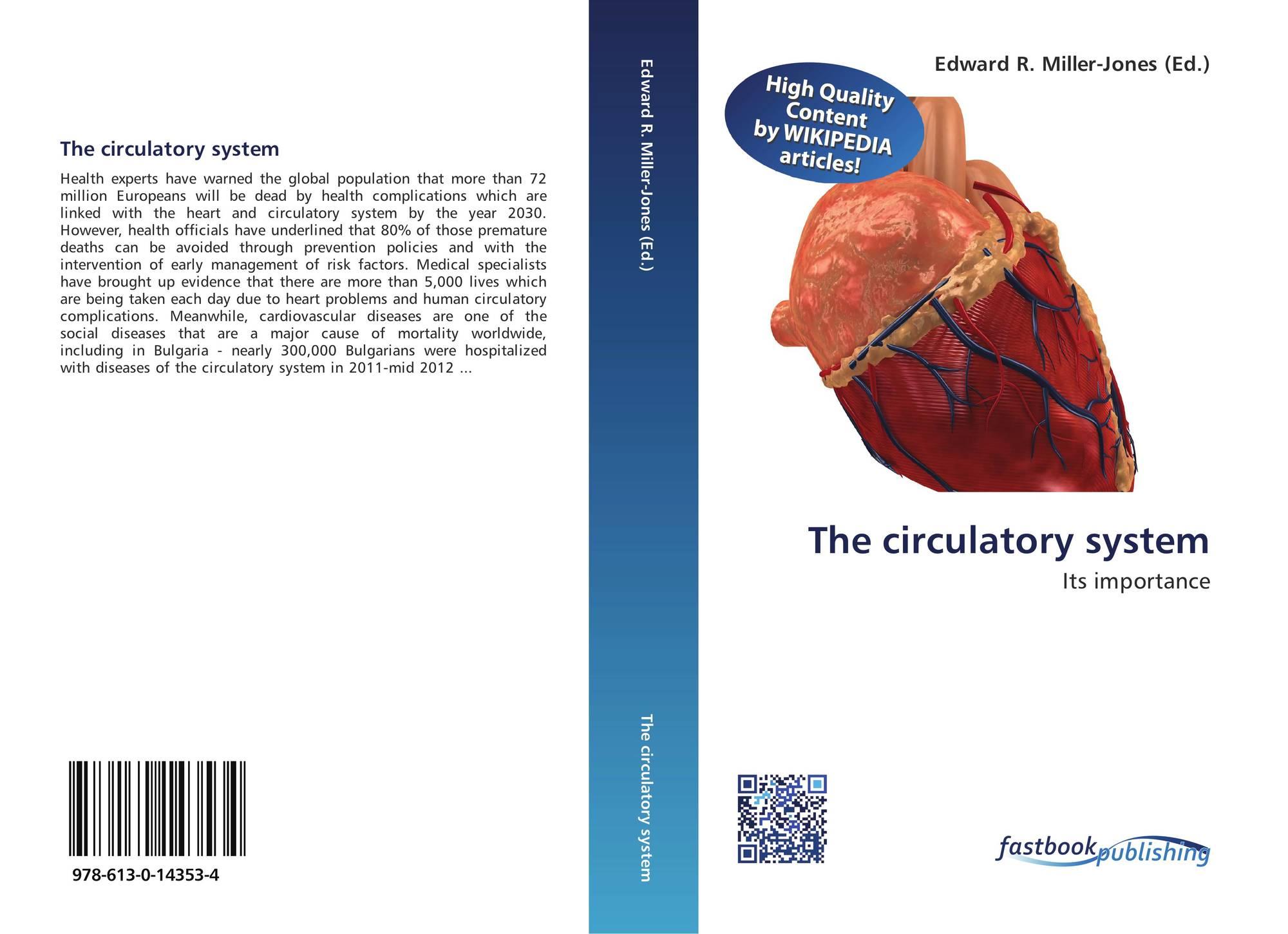 The circulatory system, 40400 40400 400 400 40, 404004004002 ,404004040040040040