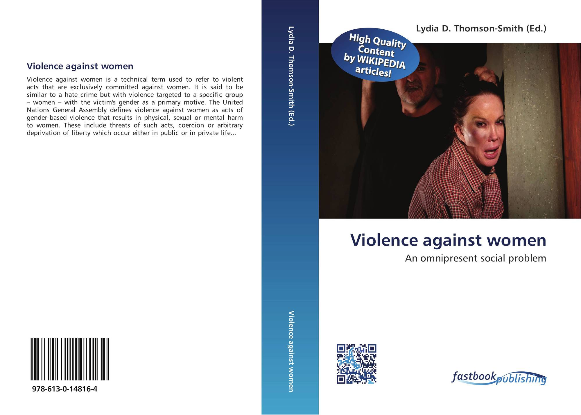 the omnipresence of violence and its impact on the whole society Vestigating agency is deeply engrained in our society  violence and the police (cambridge,  police function is its impact on patrol.