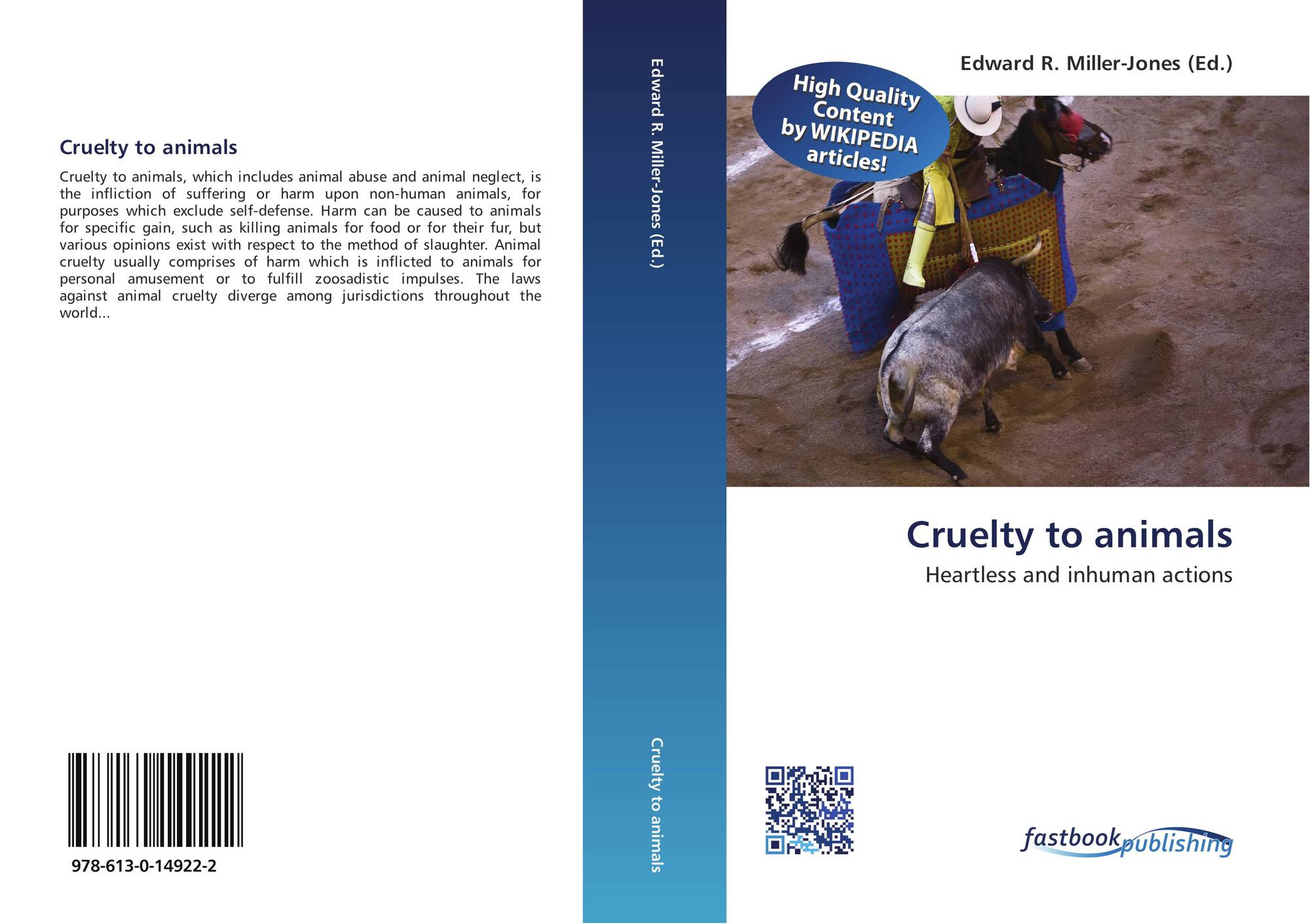 essay animals cruelty Persuasive speech on animal cruelty objecive: the objective of this speech is for each listener to be persuaded to consider voting on bills, props, etc that support more punishment for those who abuse animals - persuasive speech on animal cruelty.