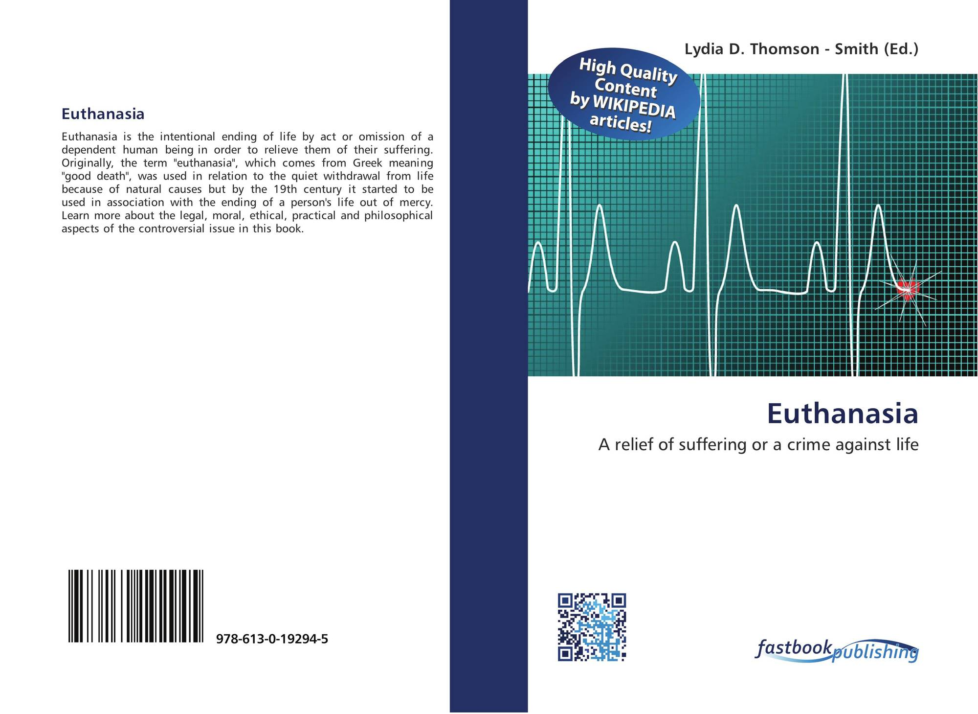 medical ethics paper on euthanasia