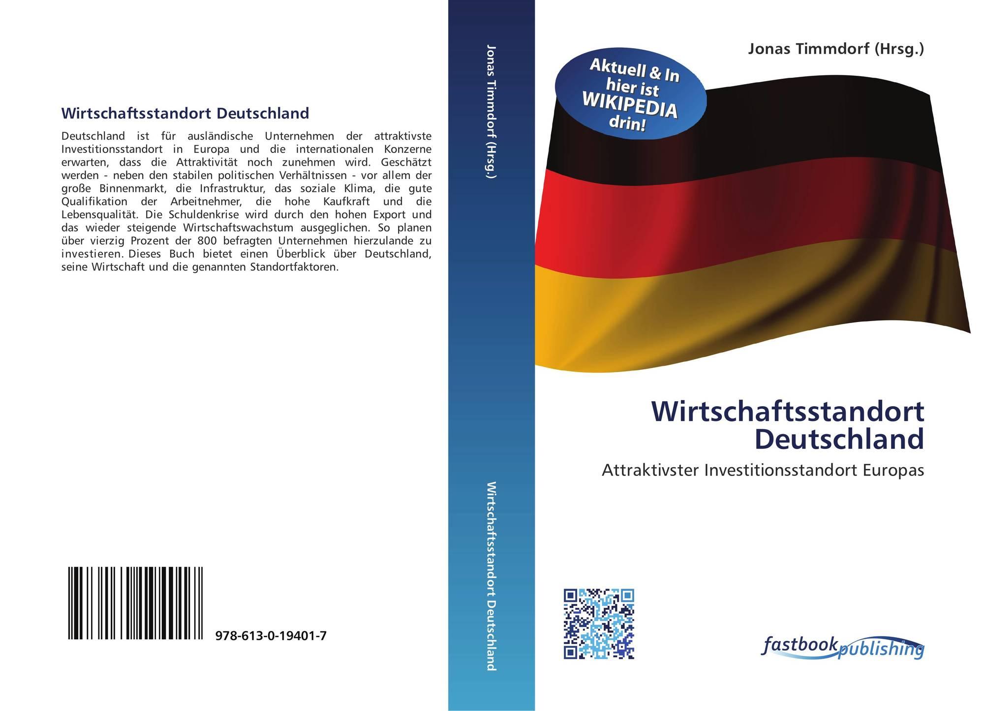 Wirtschaftsstandort Deutschland