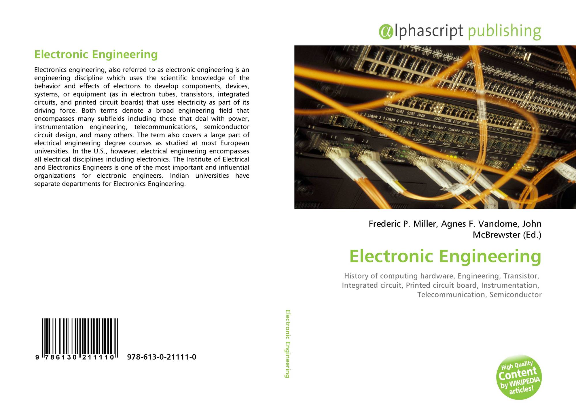Search Results For Electronic Engineering Integrated Circuits History Quality Bookcover Of