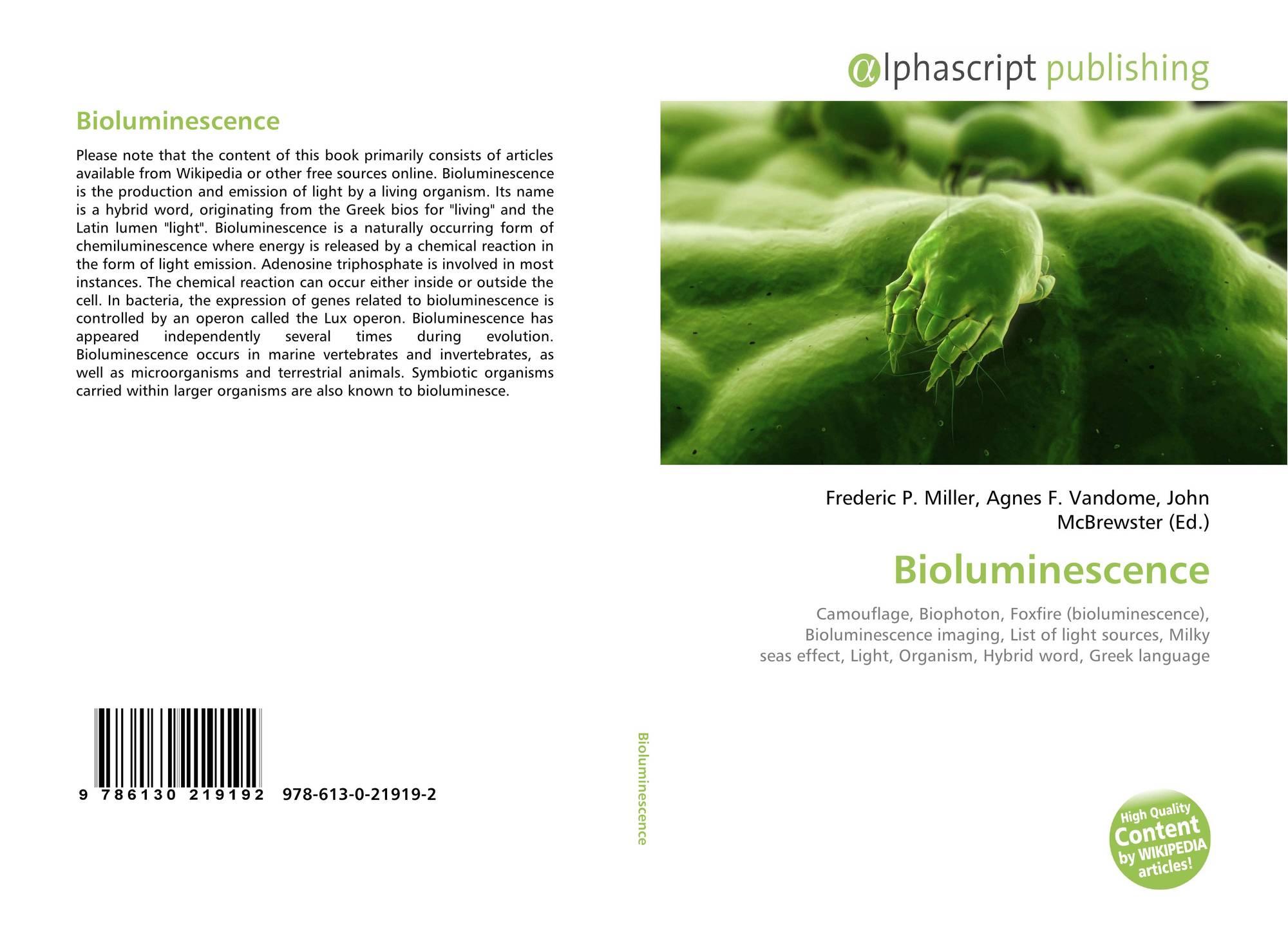 bioluminescence in fungi essay