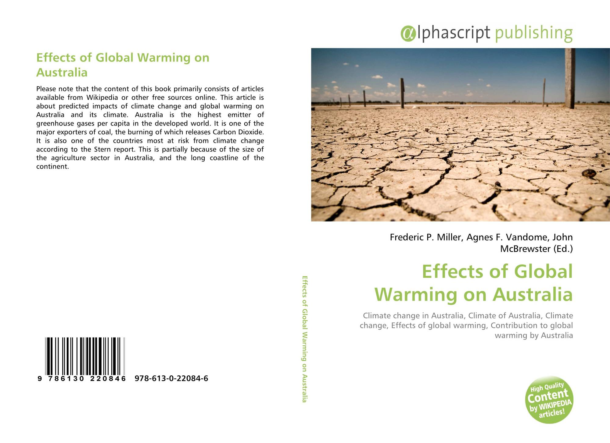 effect of globalisation on australia Projections and data explore australia's projected climate and access model data register for data access.