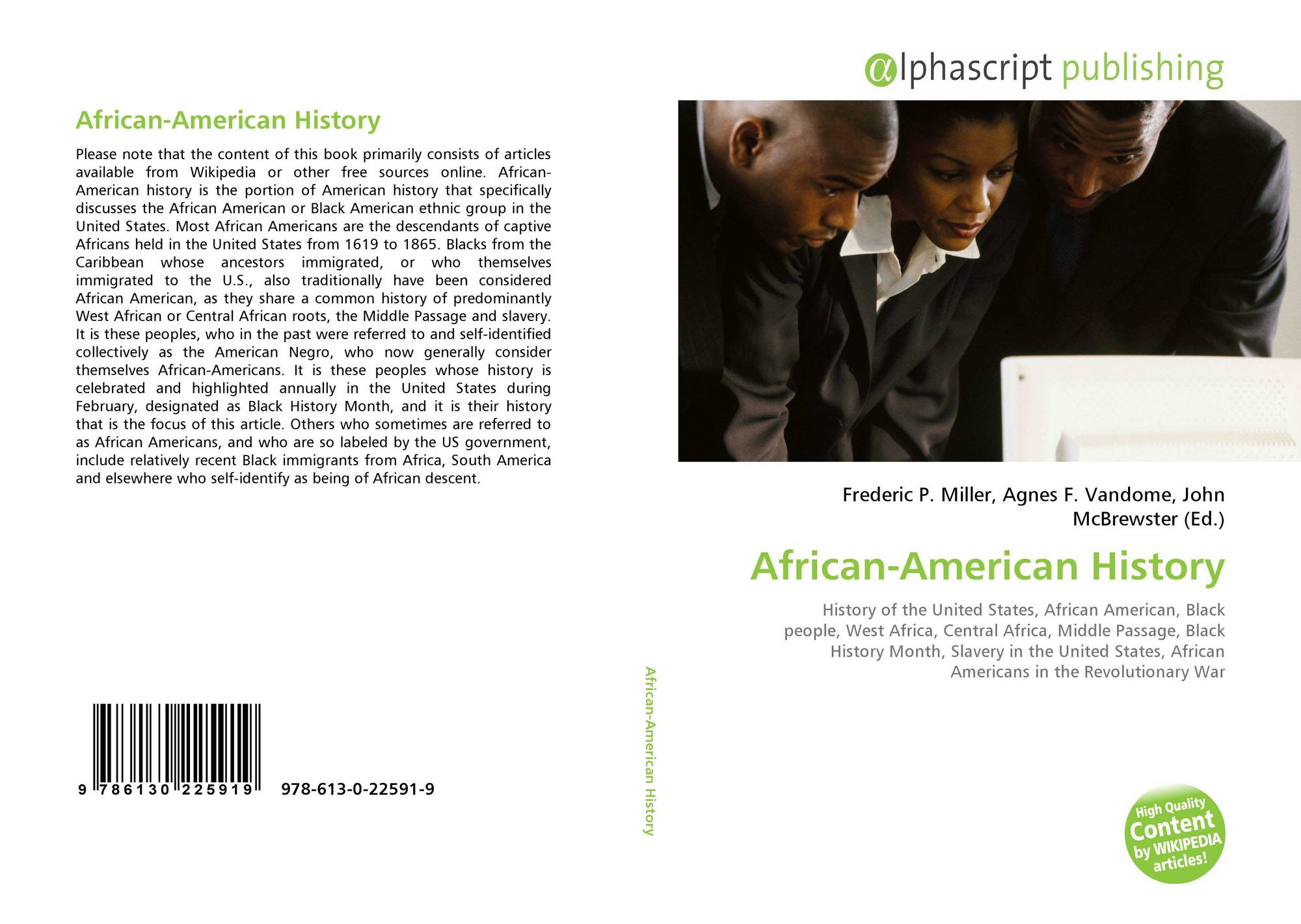 african american history notes 1