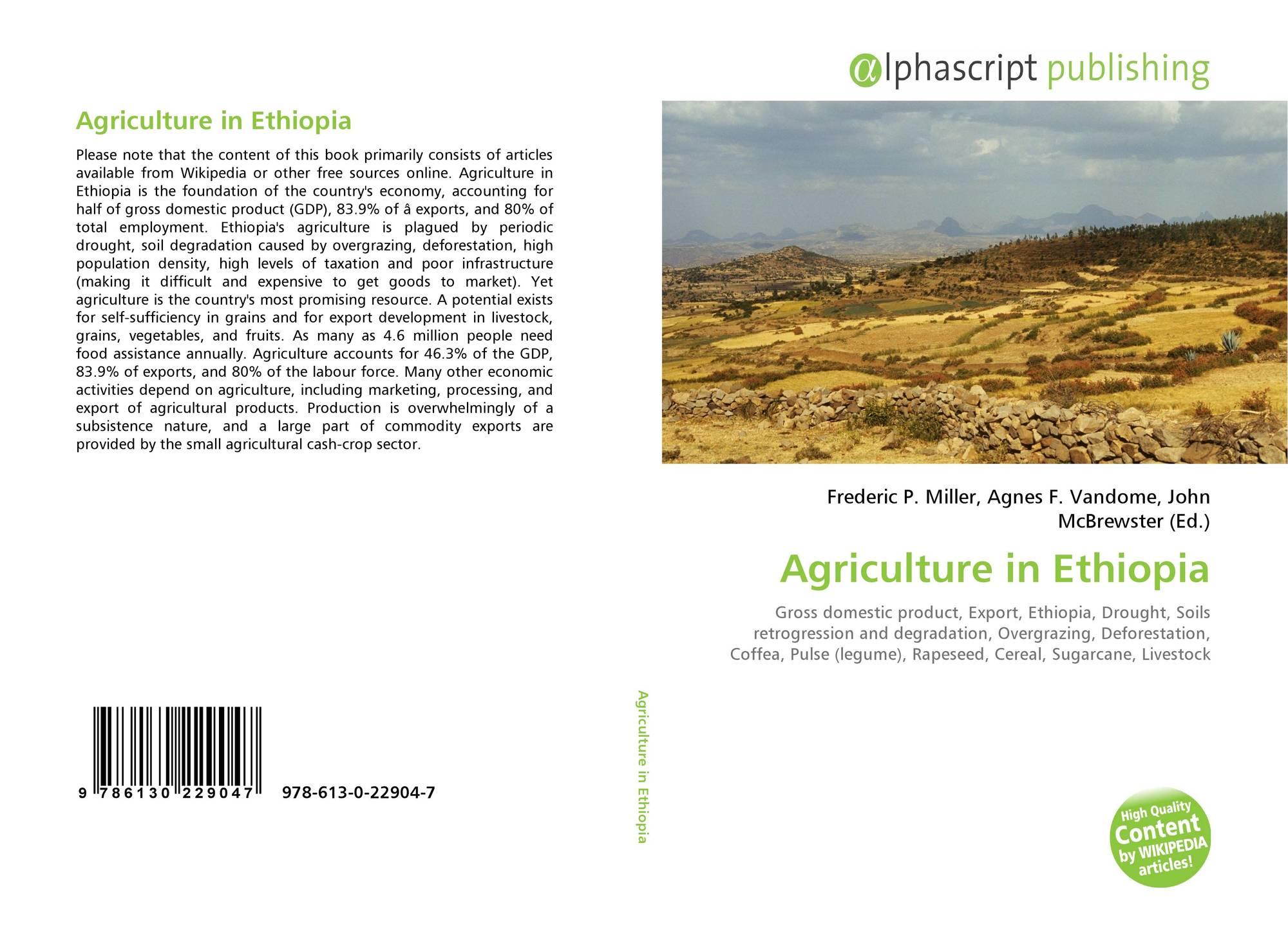 ethiopia soil degradation and overpopulation