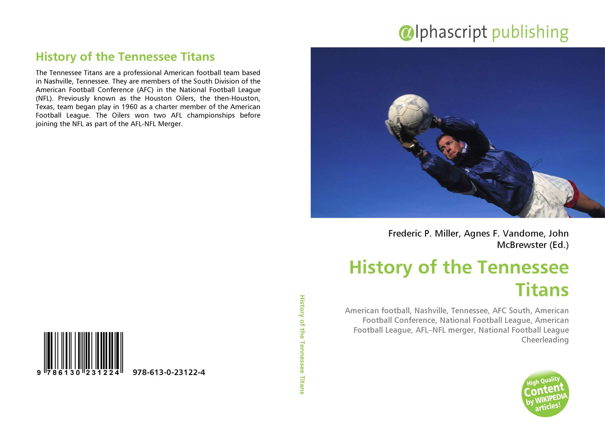 History of the Tennessee Titans a6ecacf98