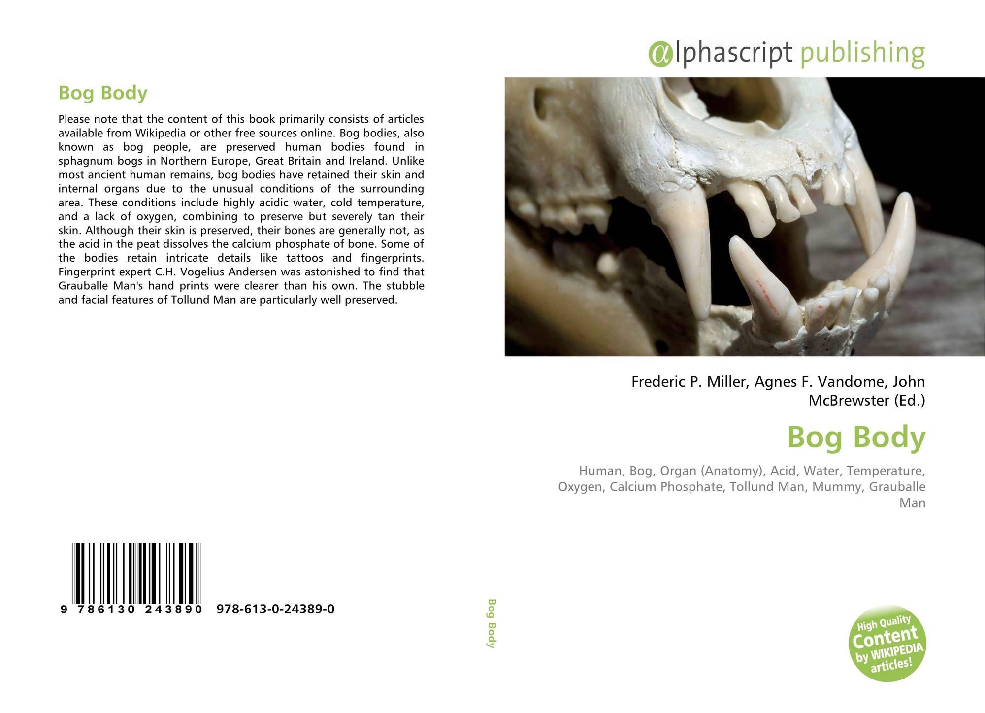 bog bodies essay
