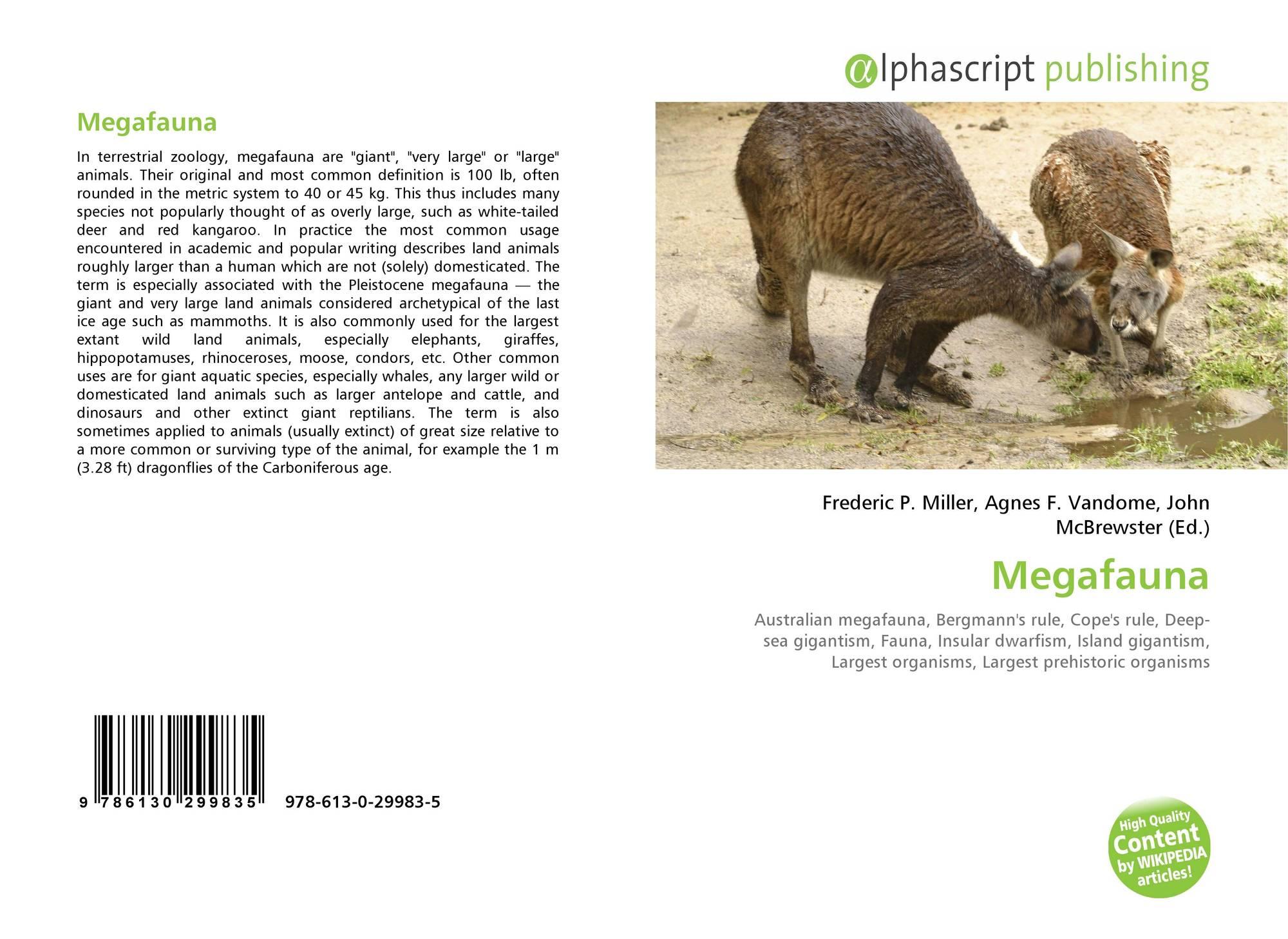 extinction of australian megafauna essay