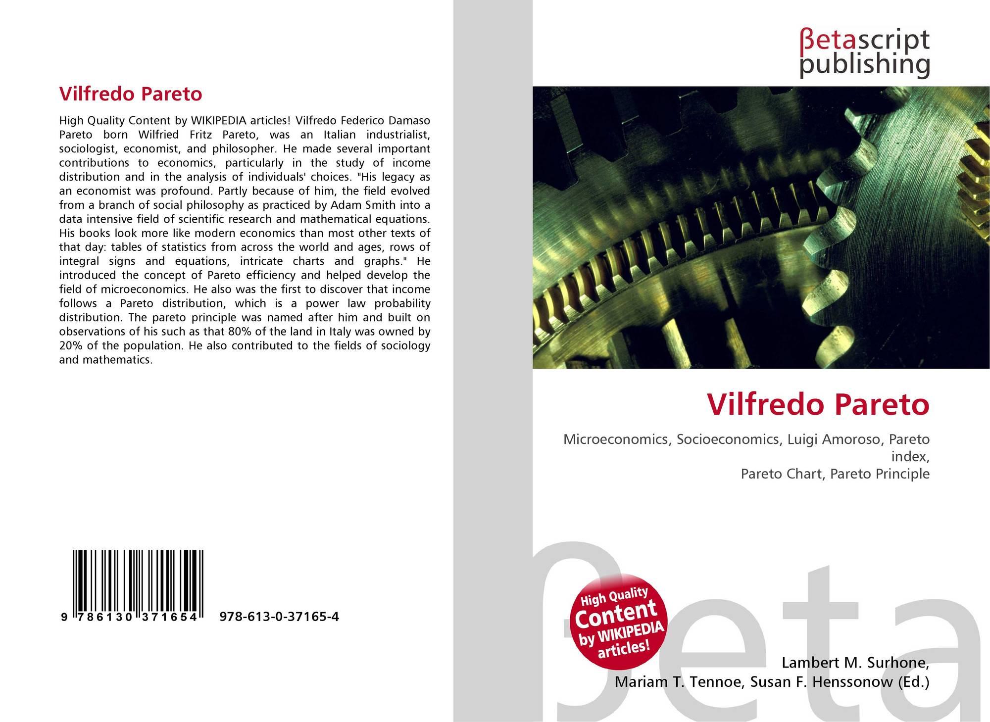 Search results for vilfredo pareto bookcover of vilfredo pareto nvjuhfo Gallery