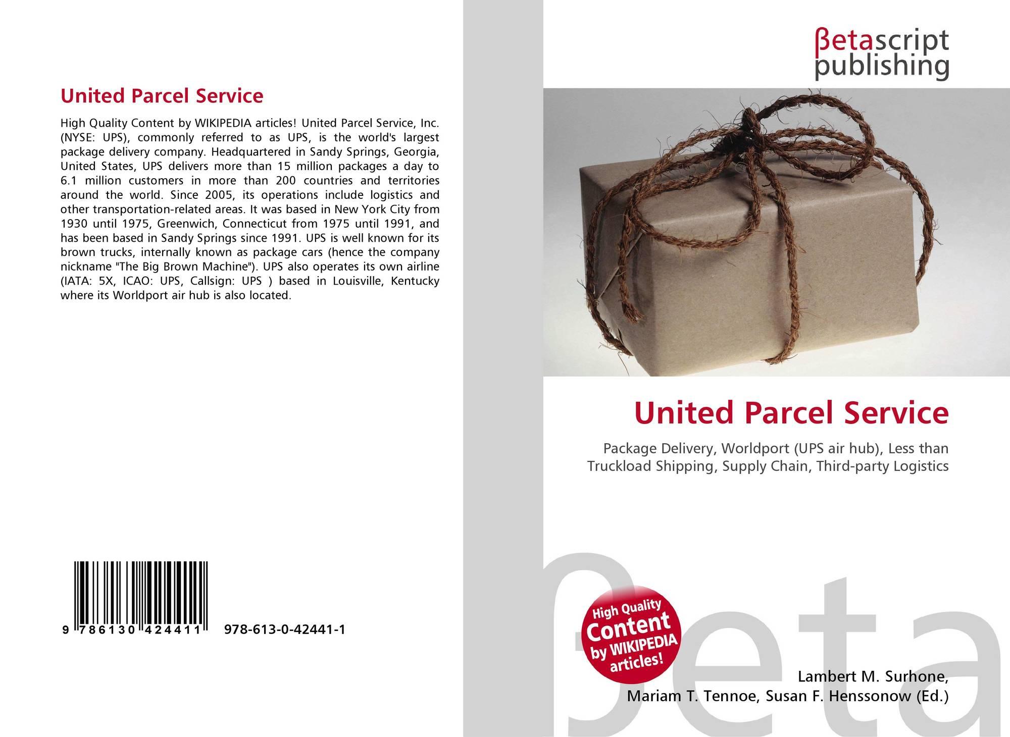 United parcel service near me