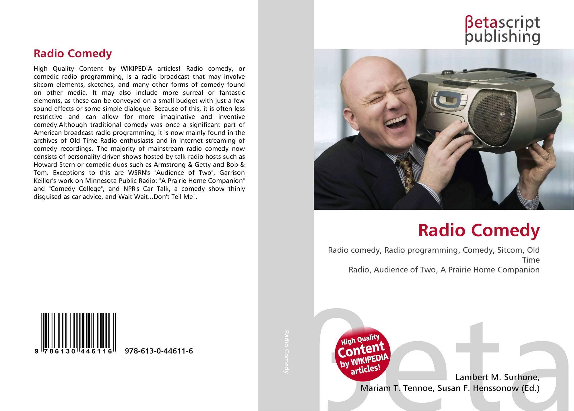 Radio Comedy, 978-613-0-44611-6, 613044611X ,9786130446116