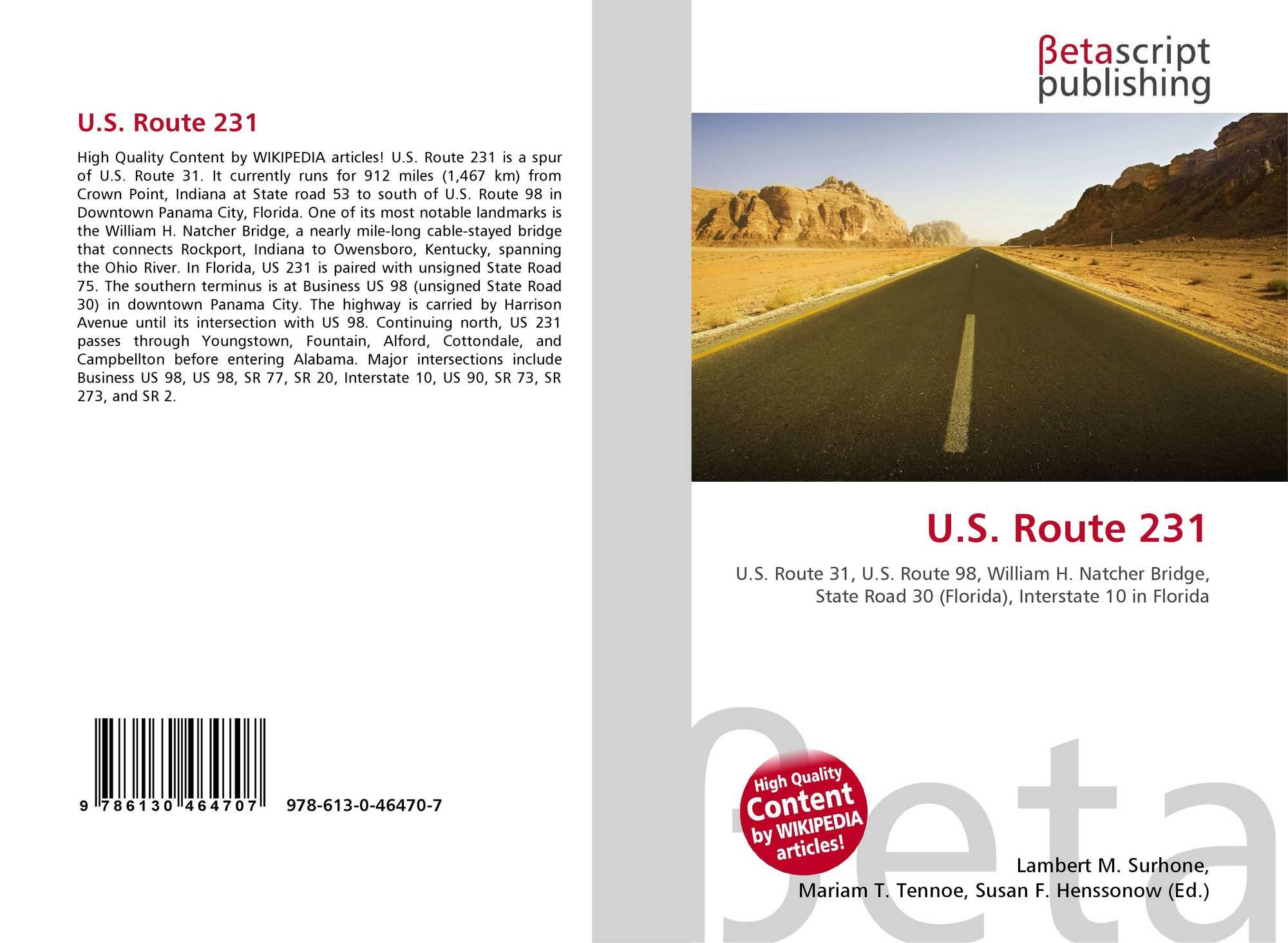 U.S. Route 231