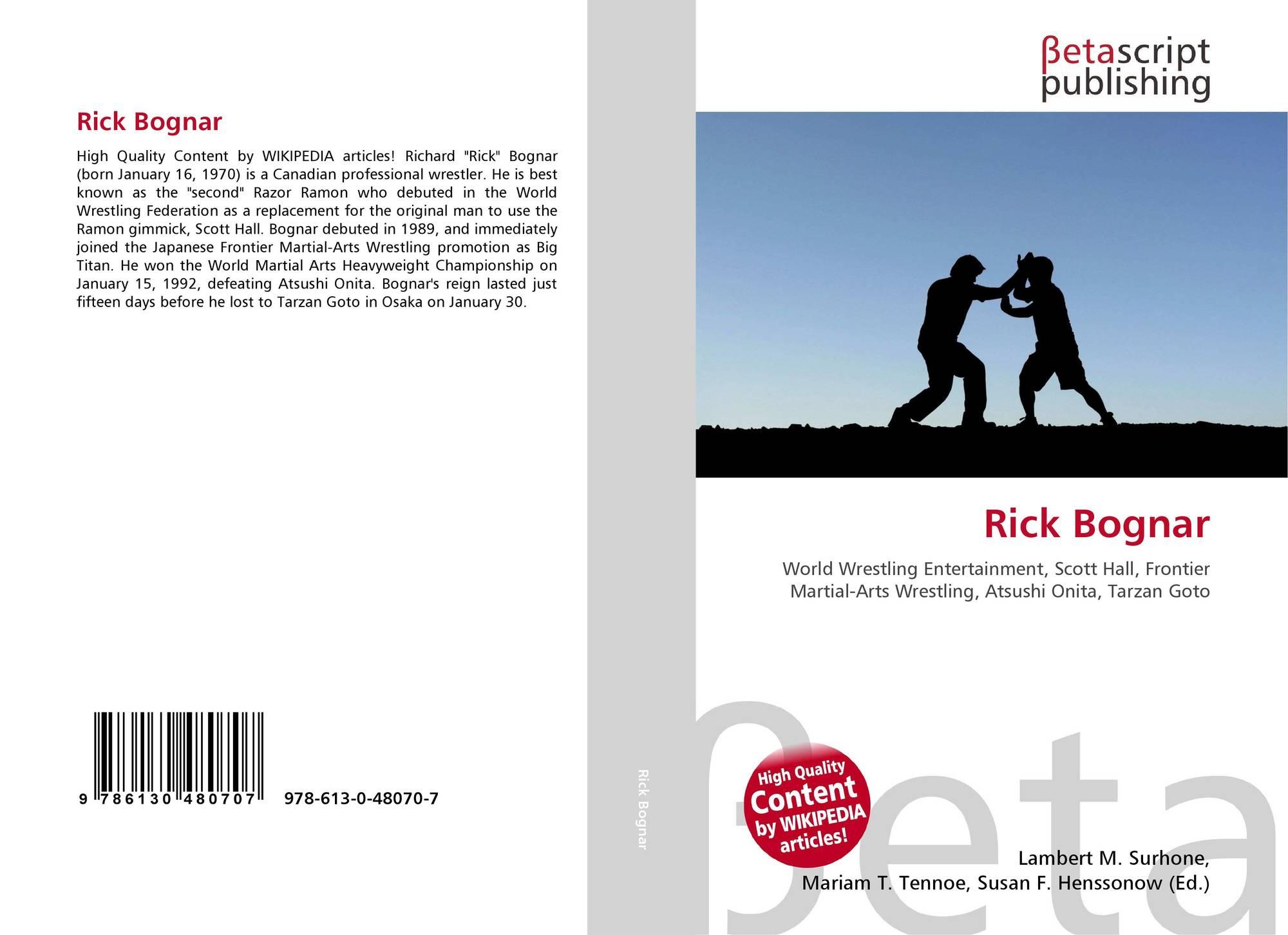 Watch Rick Bognar video