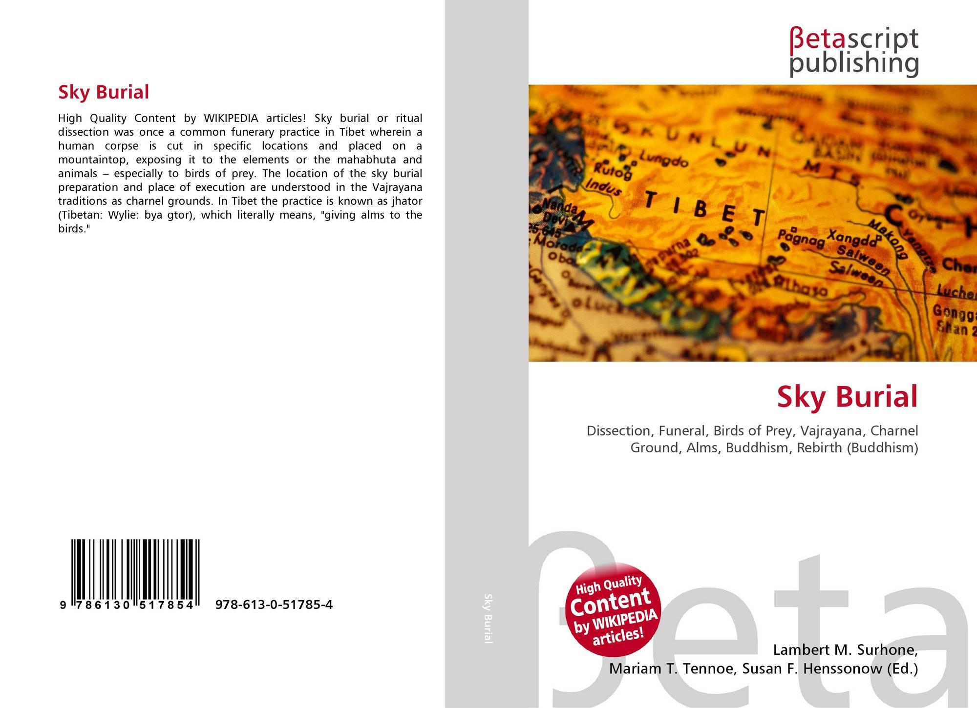 sky burial essay example