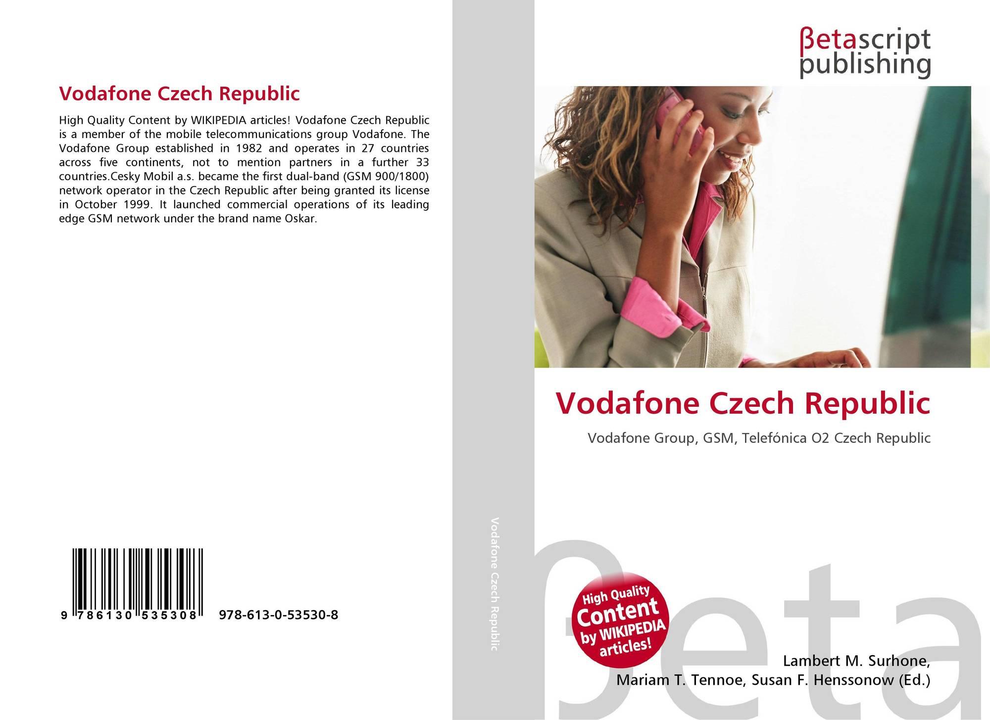 Vodafone Czech Republic, 978-613-0-53530-8, 6130535309 ,9786130535308