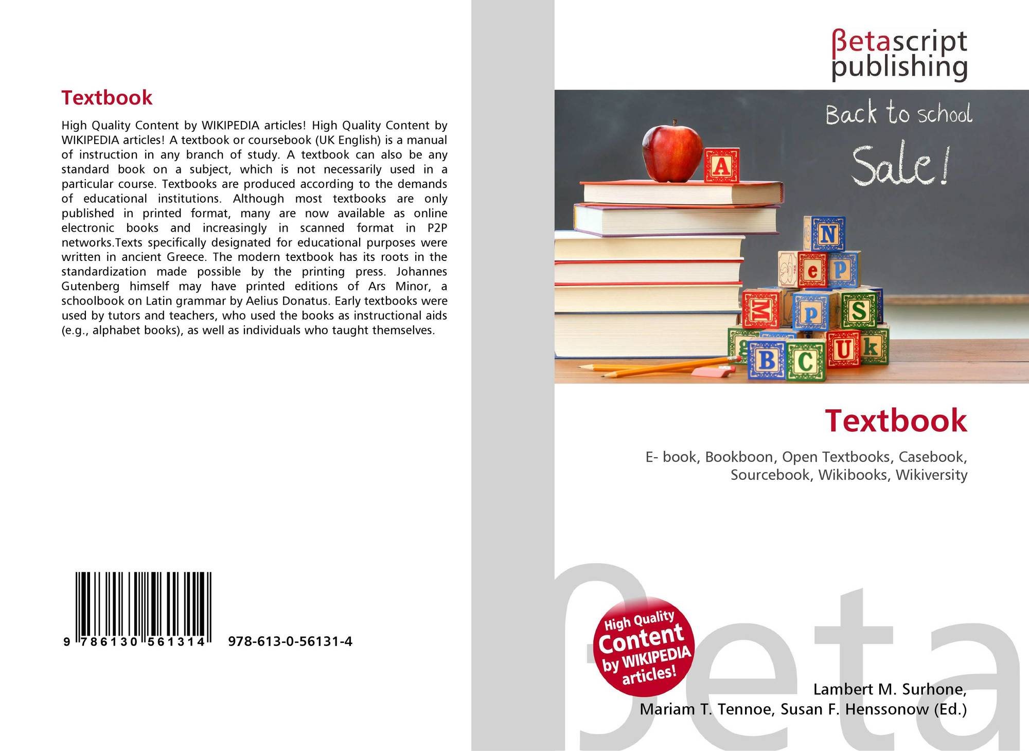 textbook analysis Search the world's most comprehensive index of full-text books my library.