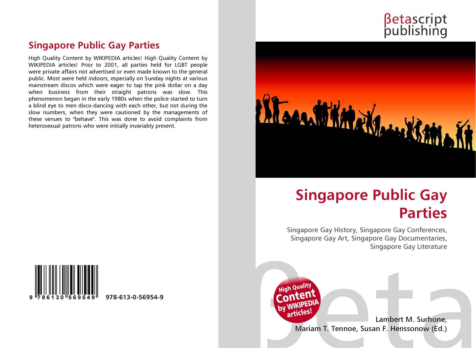 gay incontri online Singapore